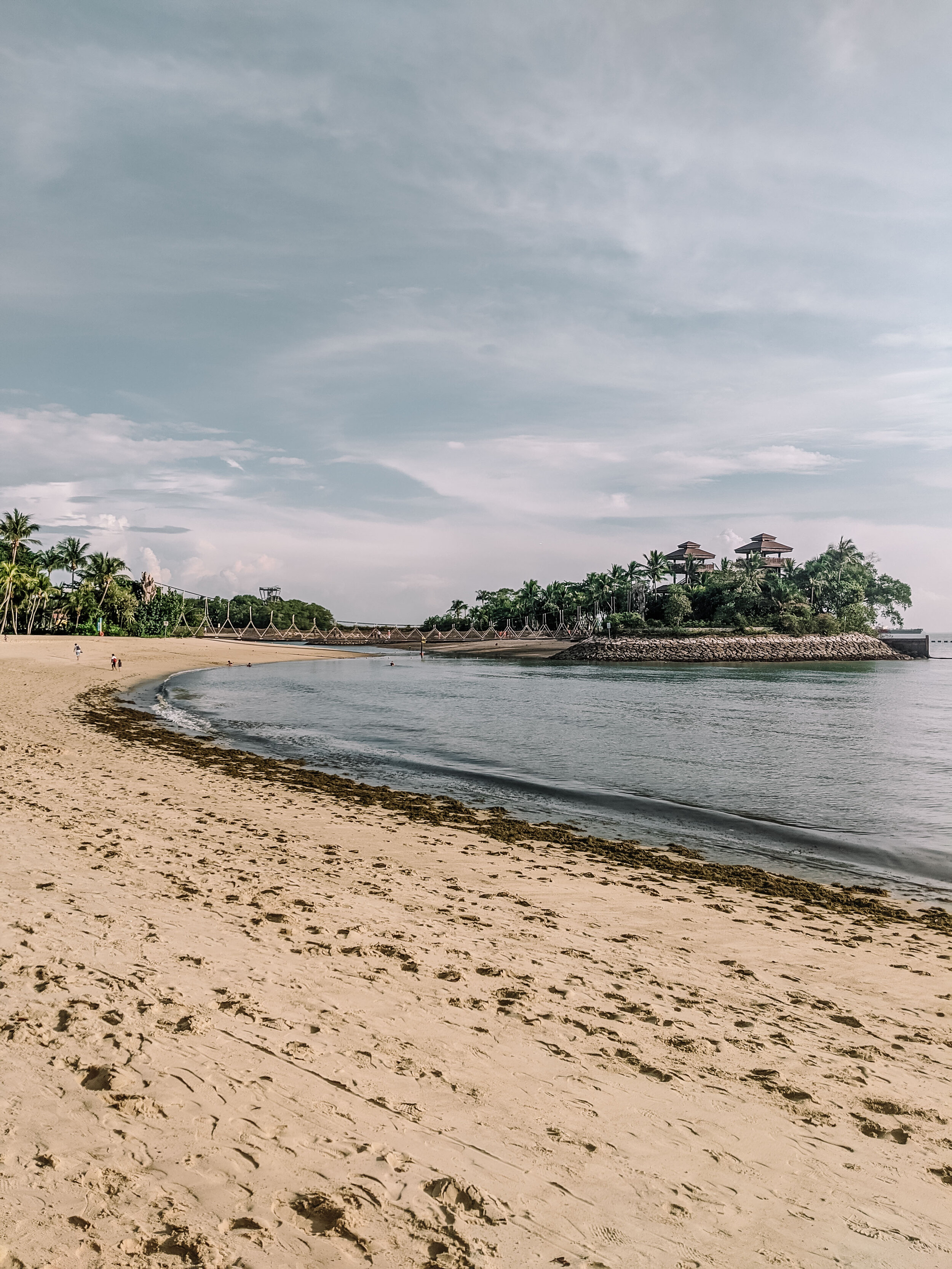 Rachel Off Duty: Sentosa Island in Singapore