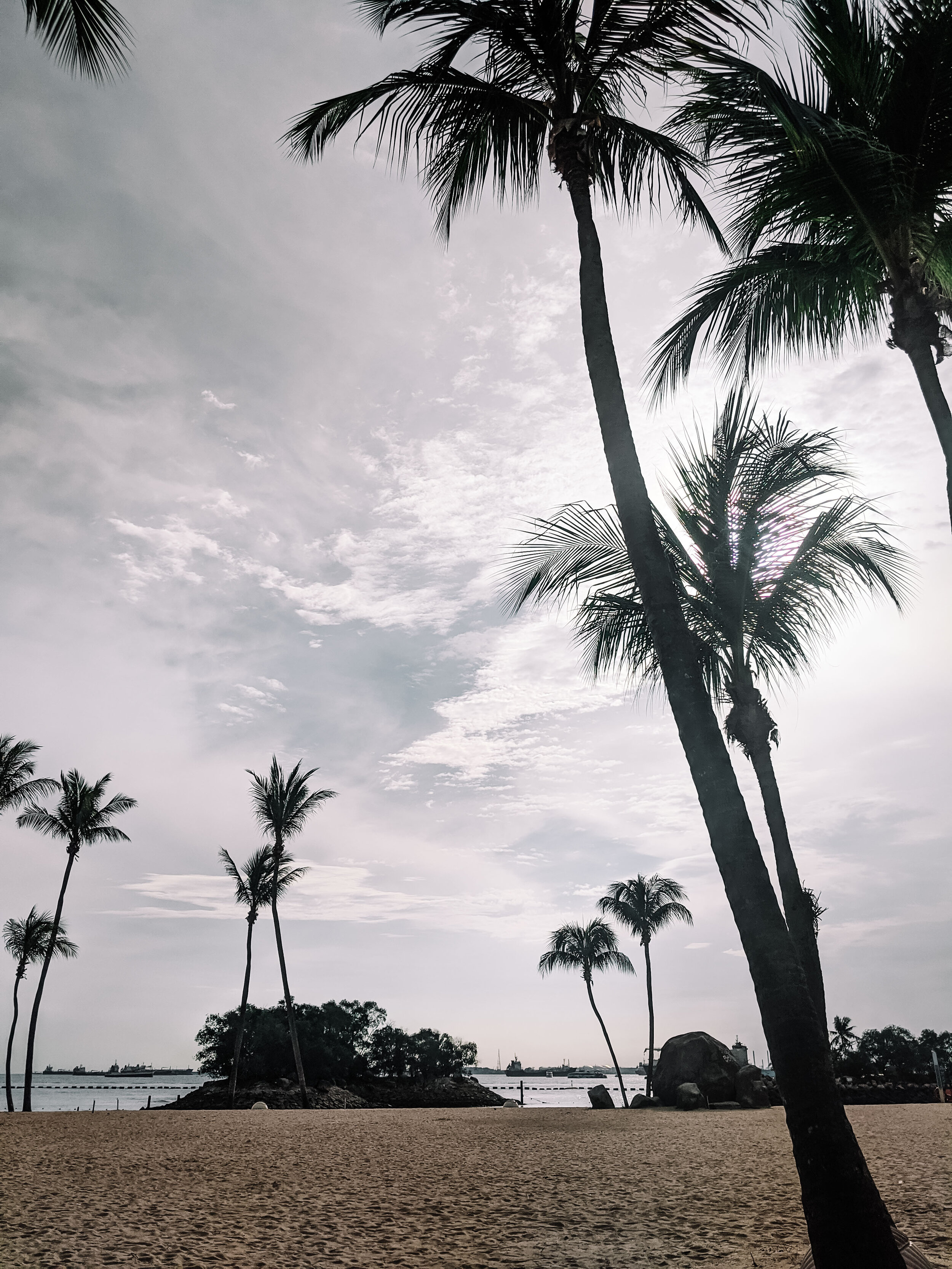 Rachel Off Duty: Sentosa Island, Singapore