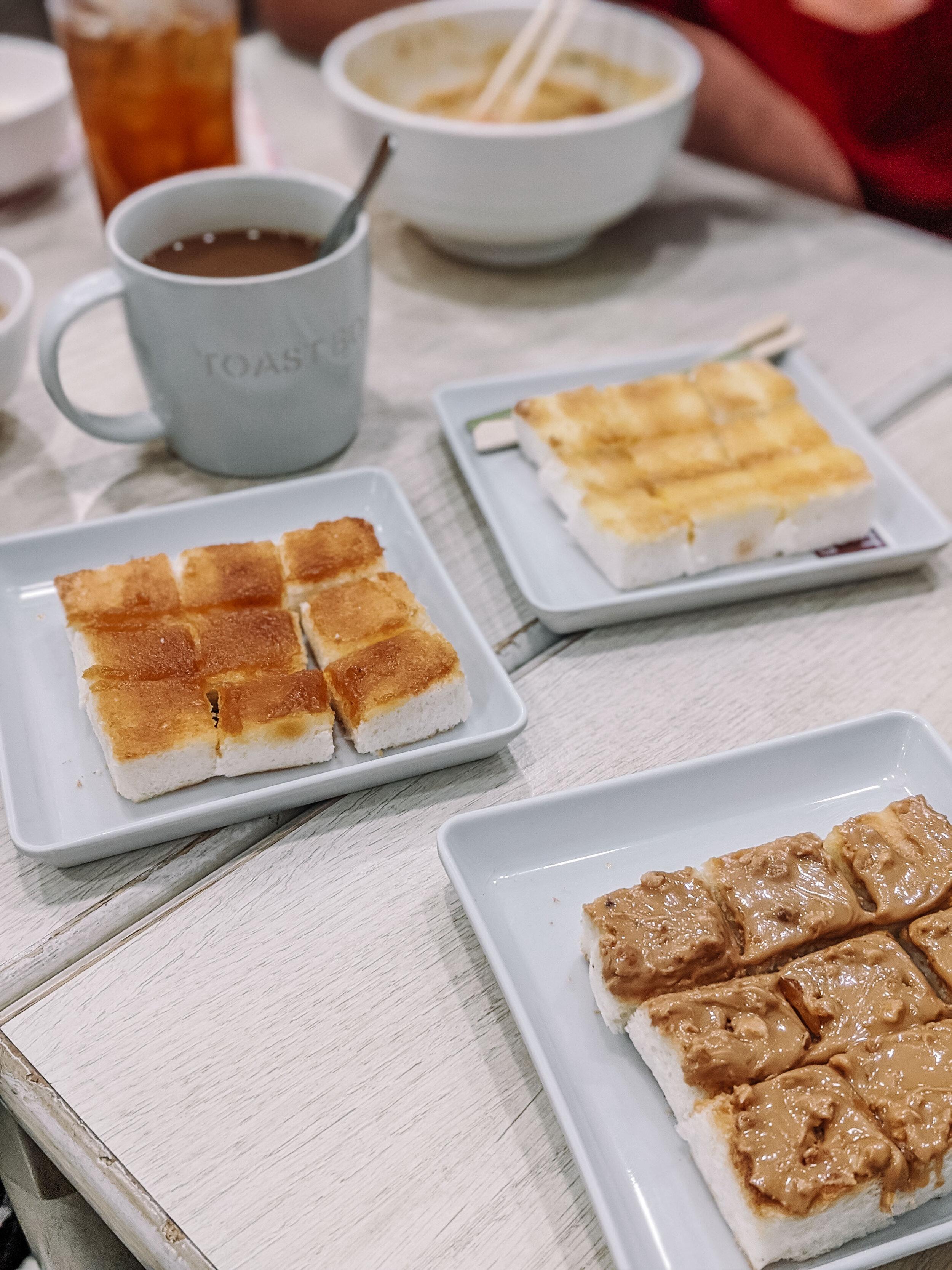 Rachel Off Duty: Toast Box Singapore