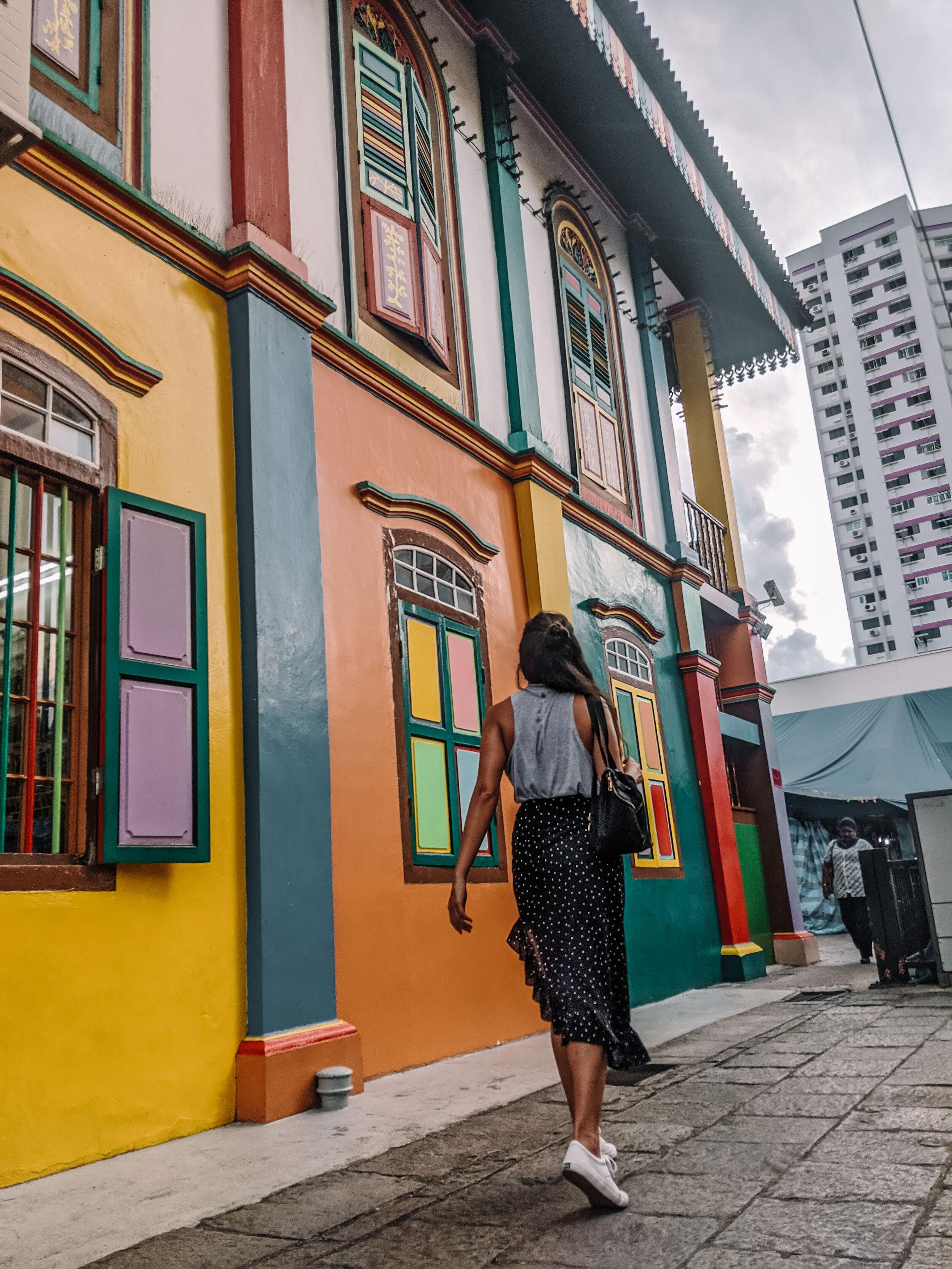Rachel Off Duty: Rachel Visiting House of Tan Teng Niah