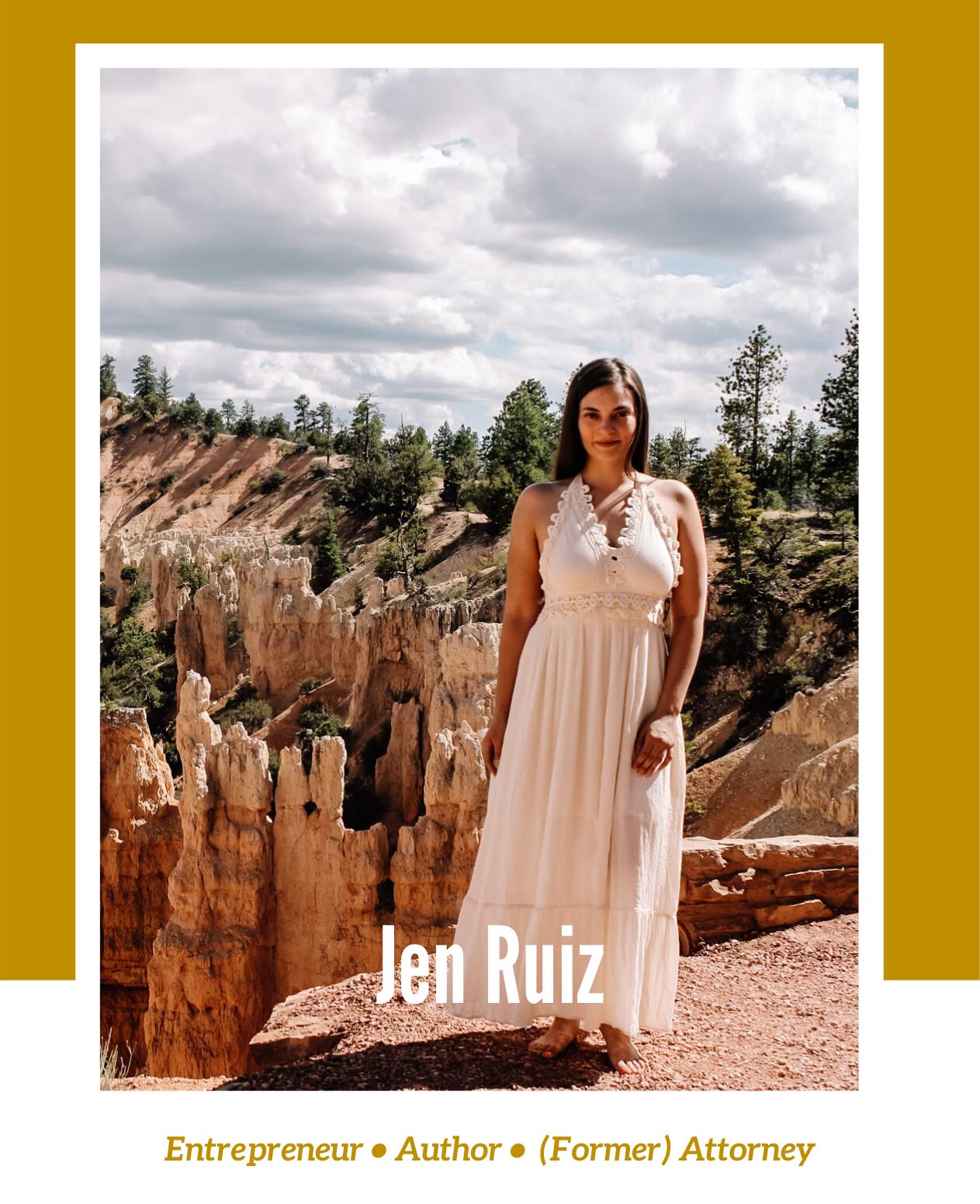 Rachel Off Duty: Stories Beyond the 9-to-5: Jen Ruiz