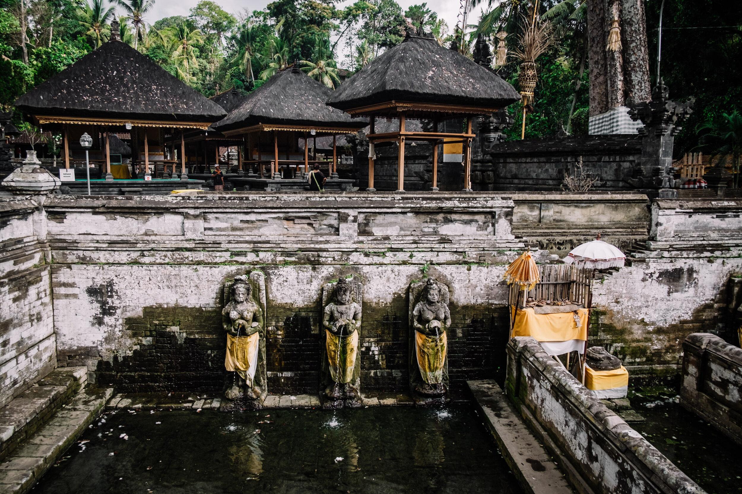 Rachel Off Duty: Temples Near Ubud