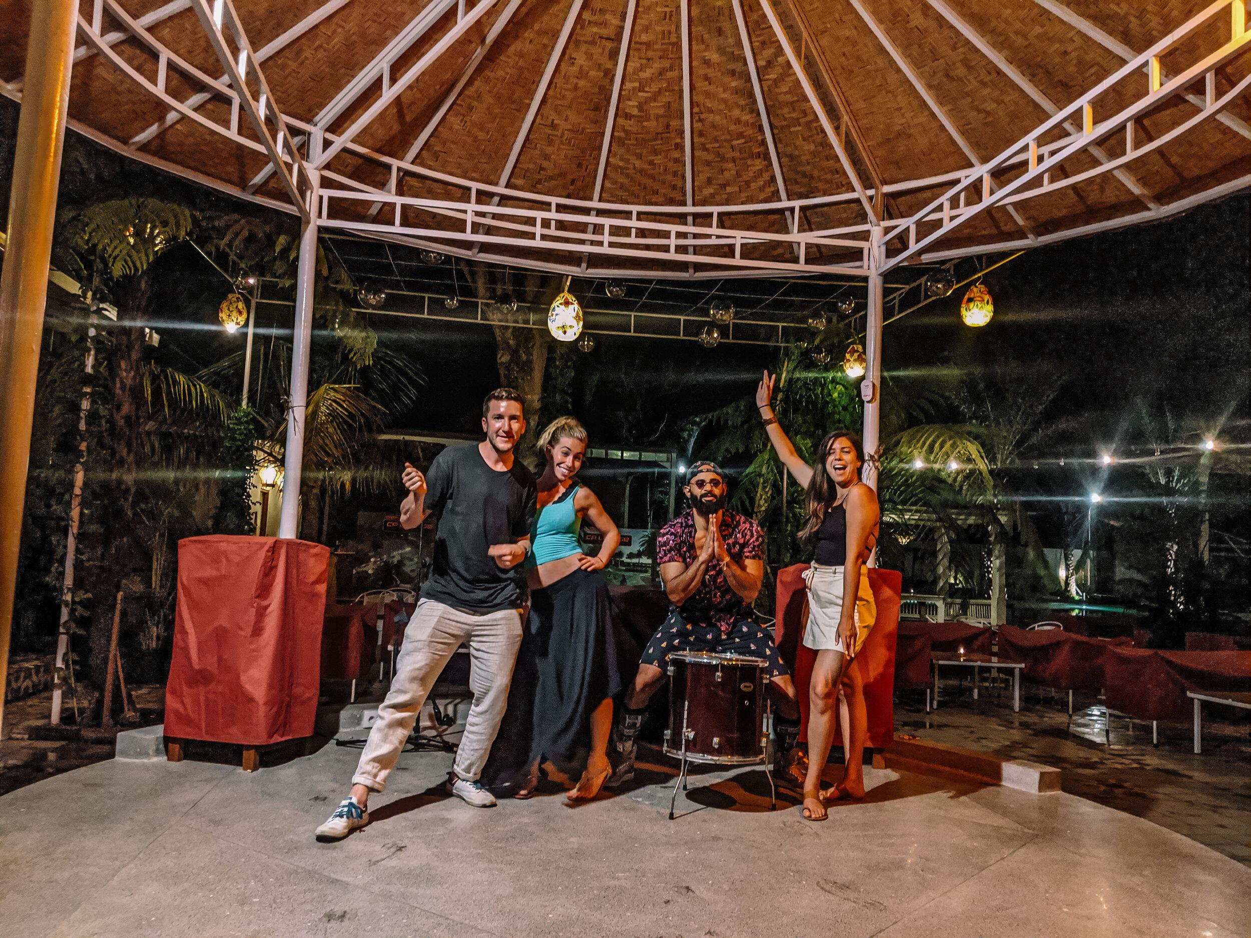 Rachel Off Duty: Tourists Experiencing Ubud Nightlife