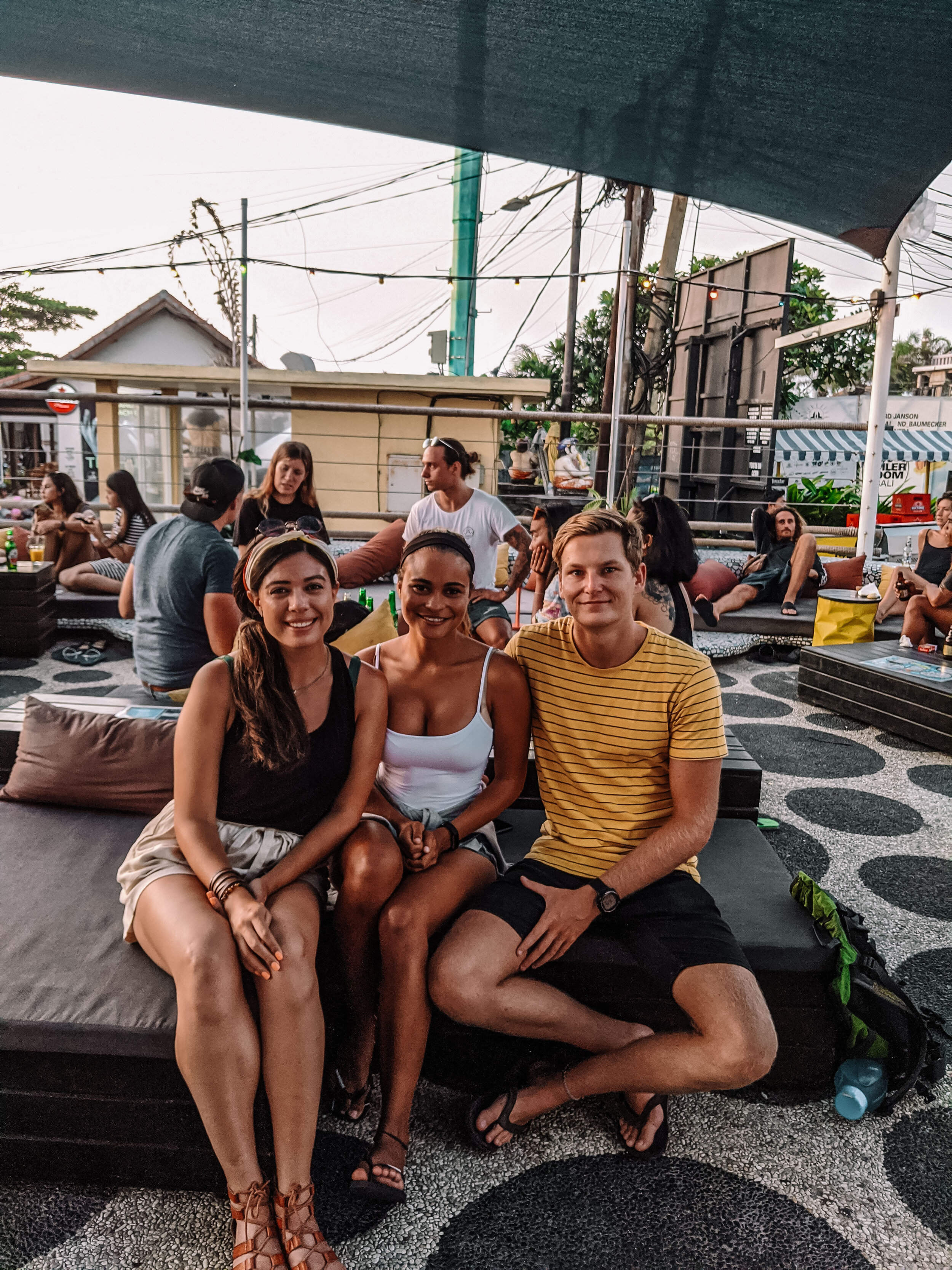 Rachel Off Duty: Tourists Experiencing Canggu Nightlife