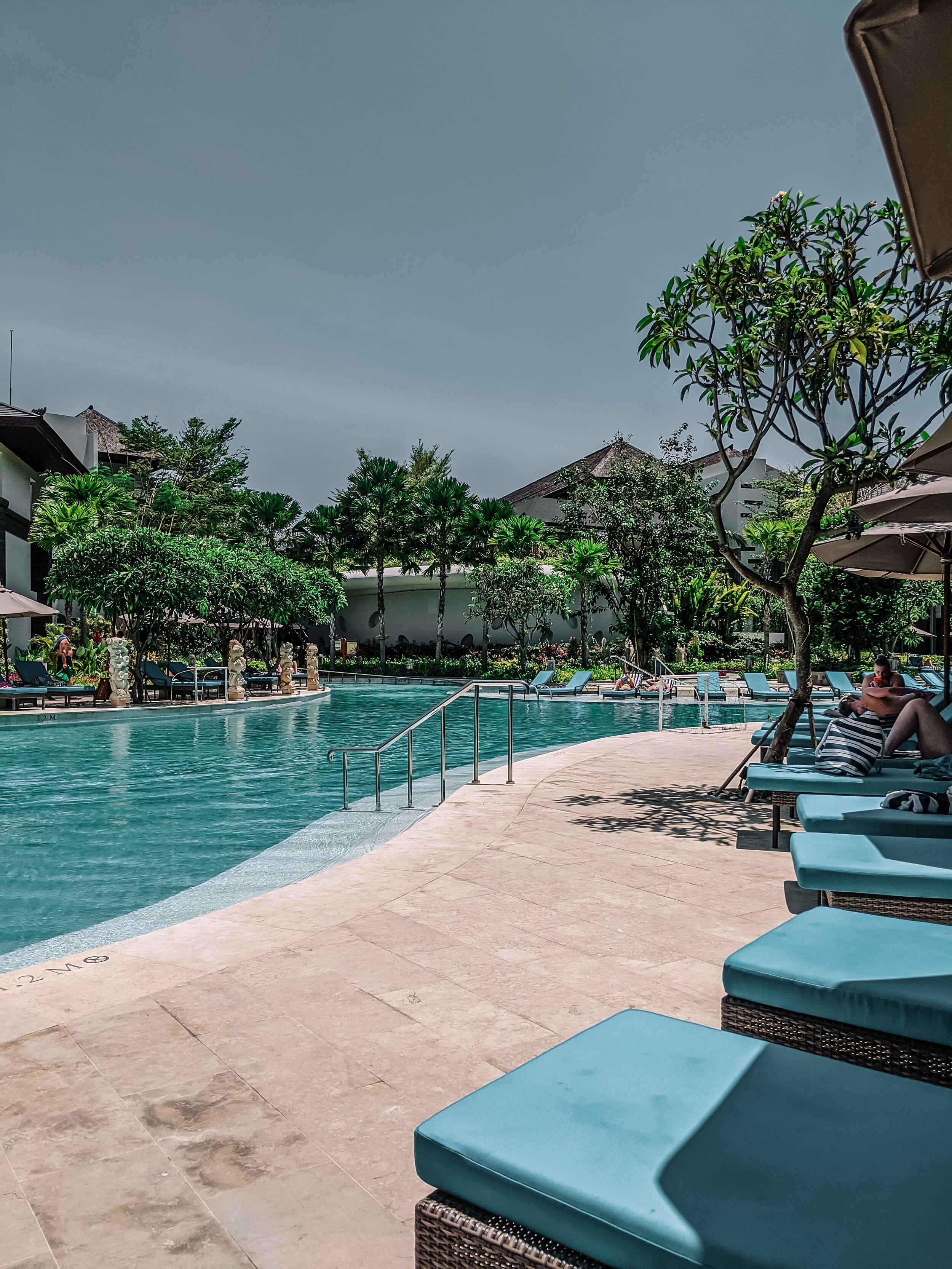 Rachel Off Duty: Marriott's Bali Nusa Dua Gardens