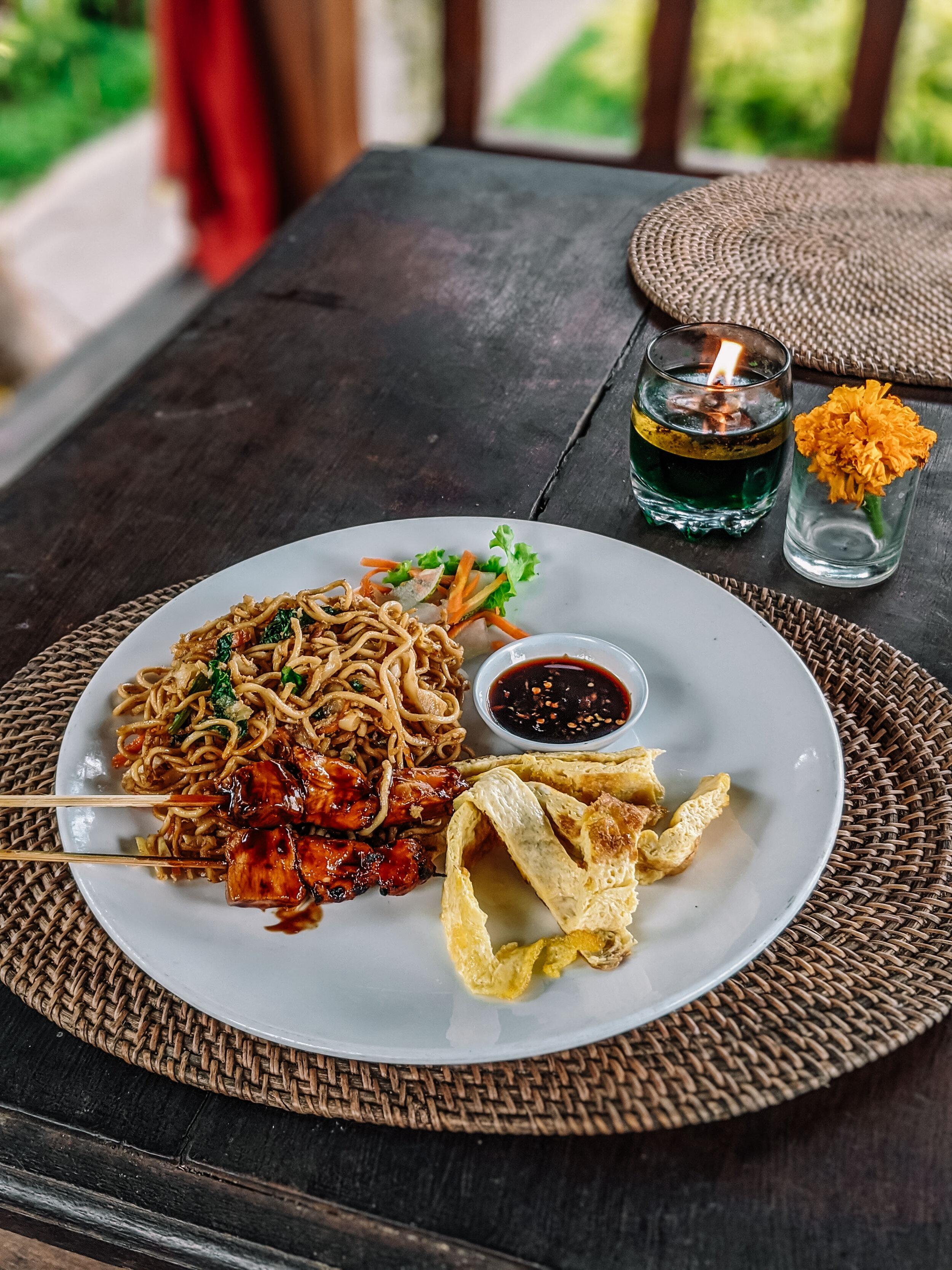 Rachel Off Duty: Dining Out in Bali