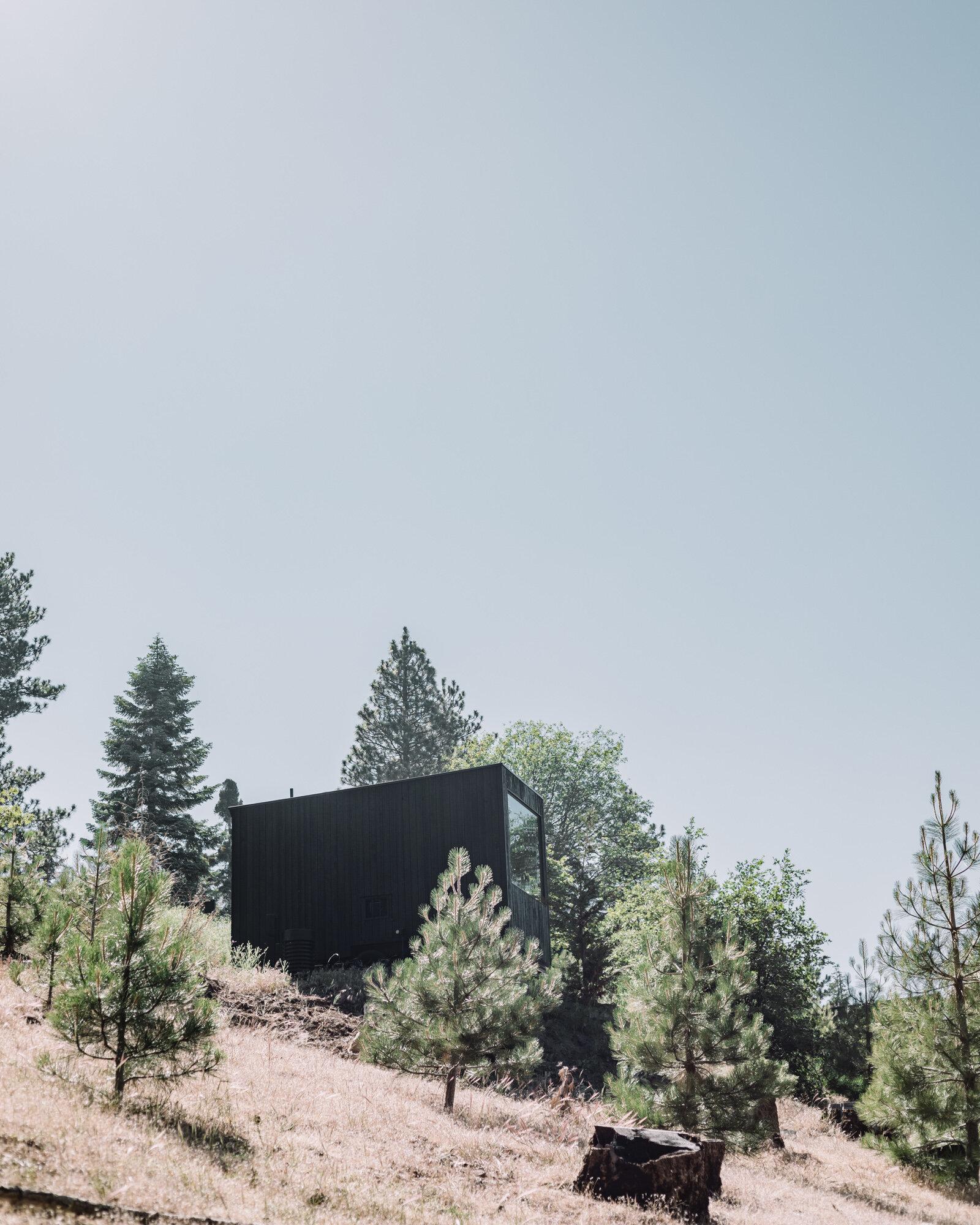 Rachel Off Duty: The Getaway House in Big Bear
