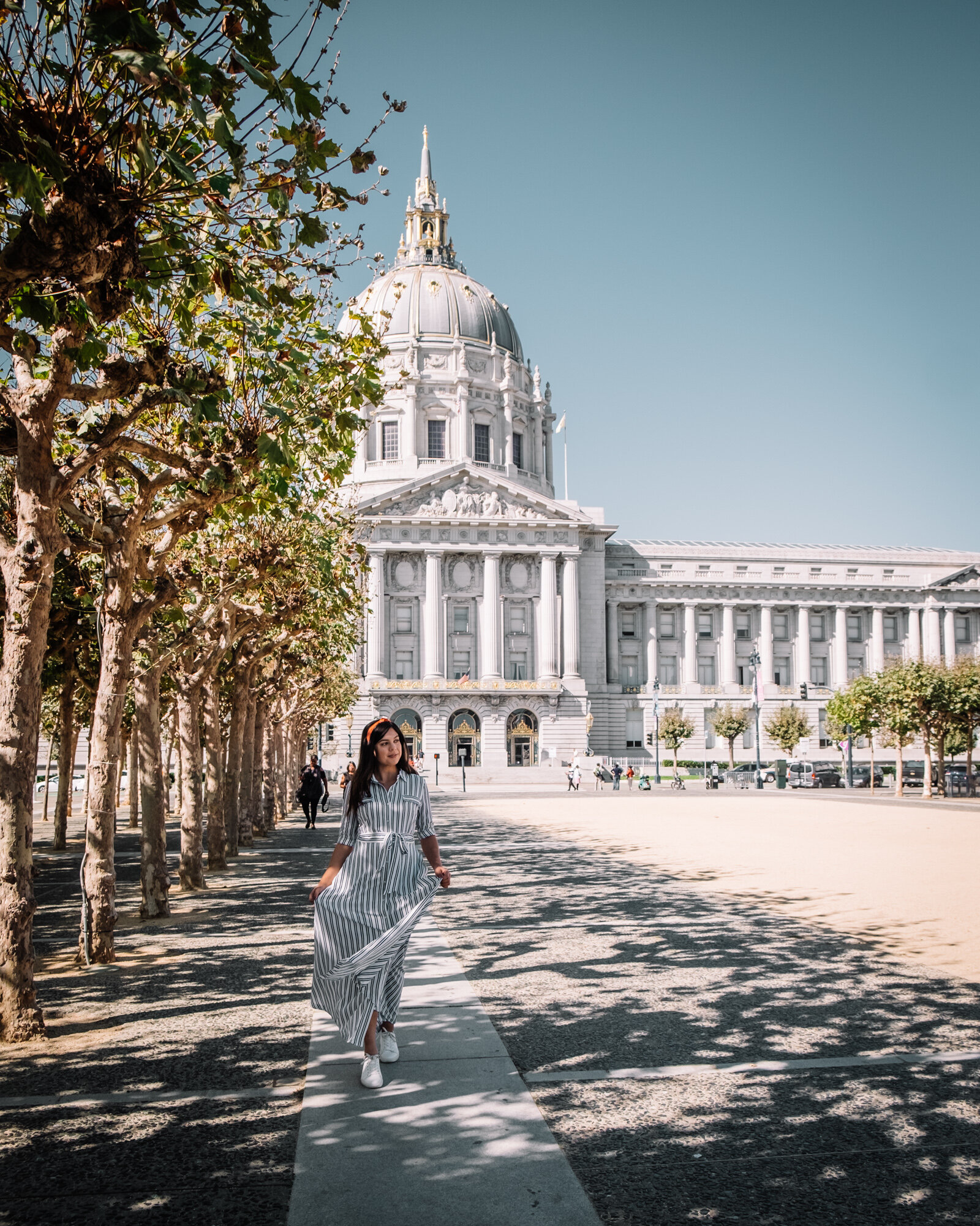 Rachel Off Duty: Woman in San Francisco, California