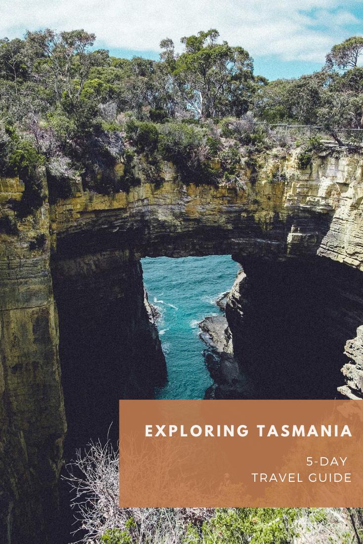 Rachel Off Duty: How To Spend 5 Days in Tasmania