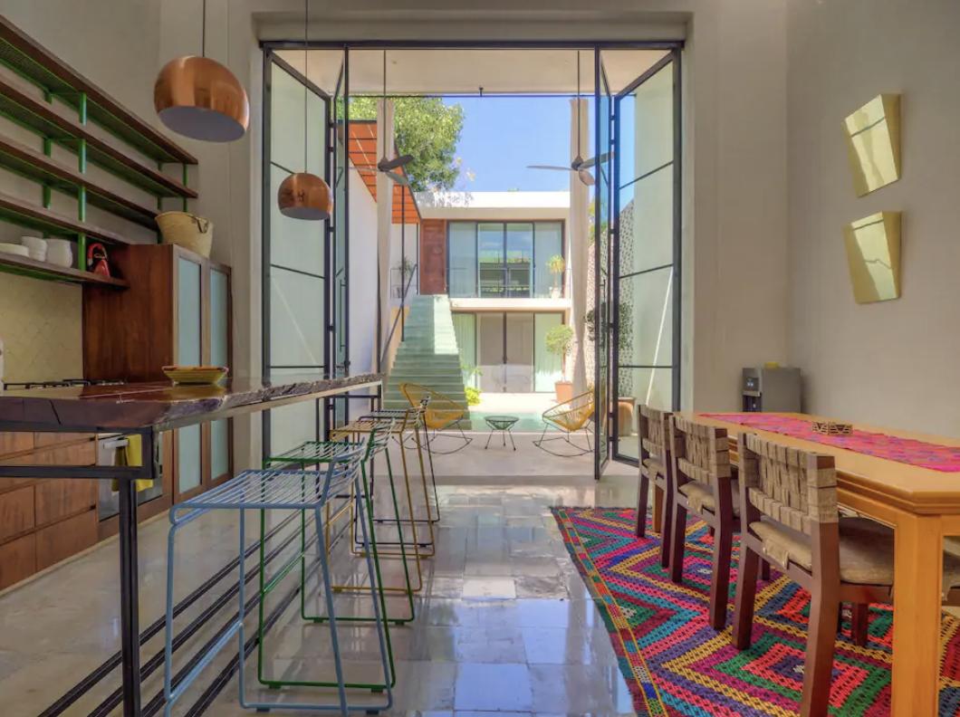 Casa del Limonero - Merida, MexicoType: Entire HouseBeds: 2 kings (sleeps 4) Cost: $