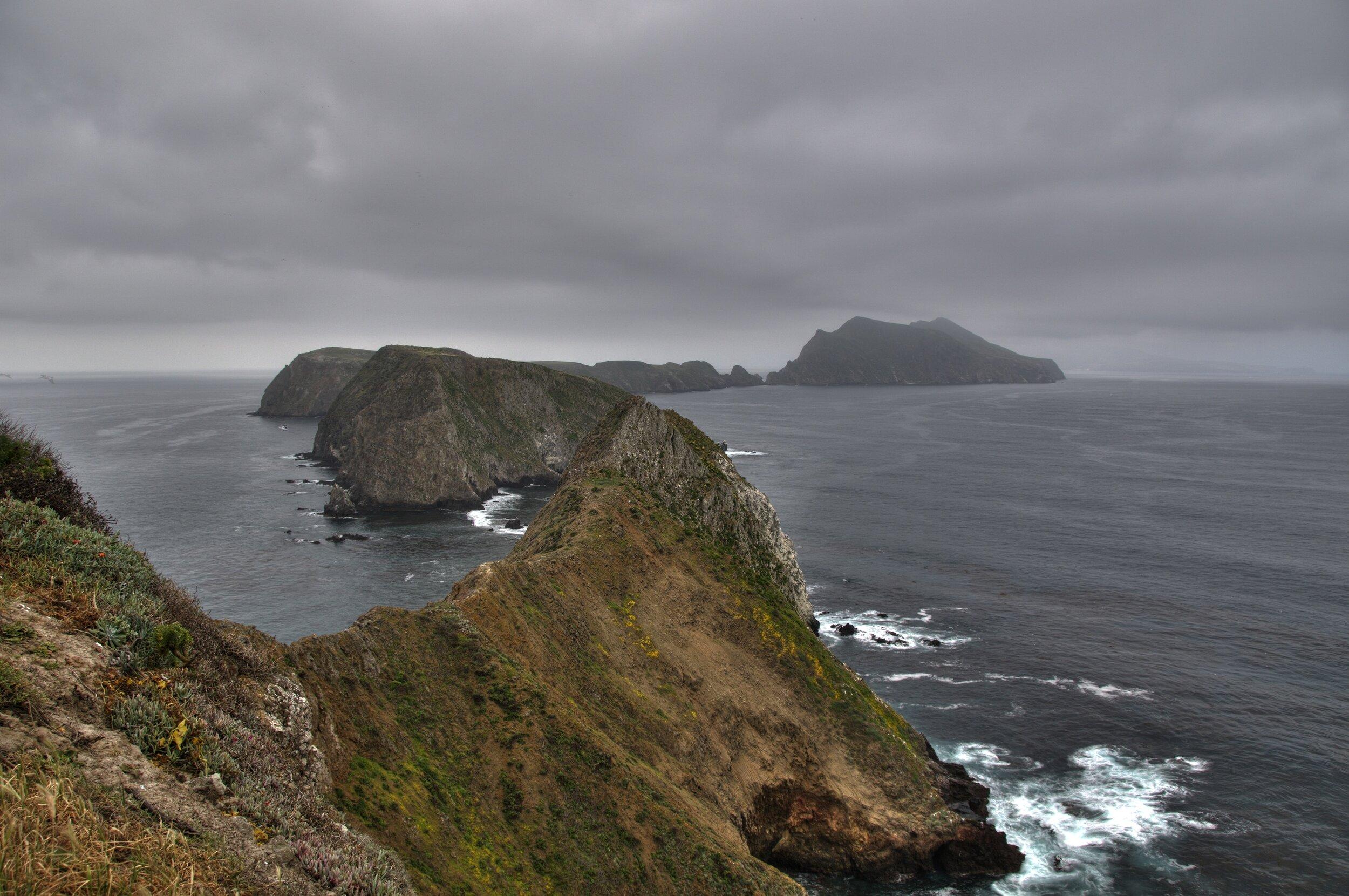 Rachel Off Duty: Anacapa Island, Channel Islands