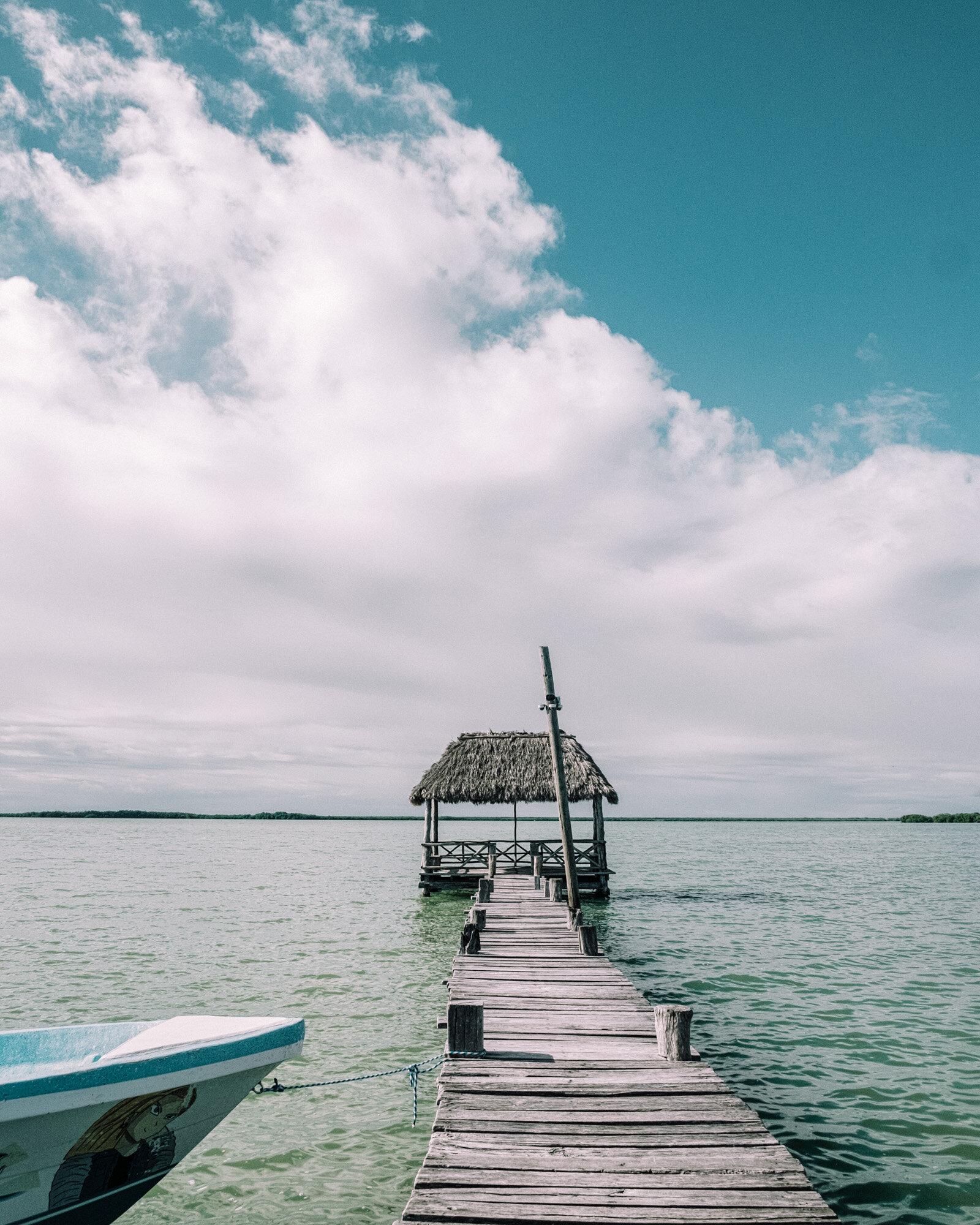 Rachel Off Duty: Sian Ka'an Reserve and Punta Allen, Mexico