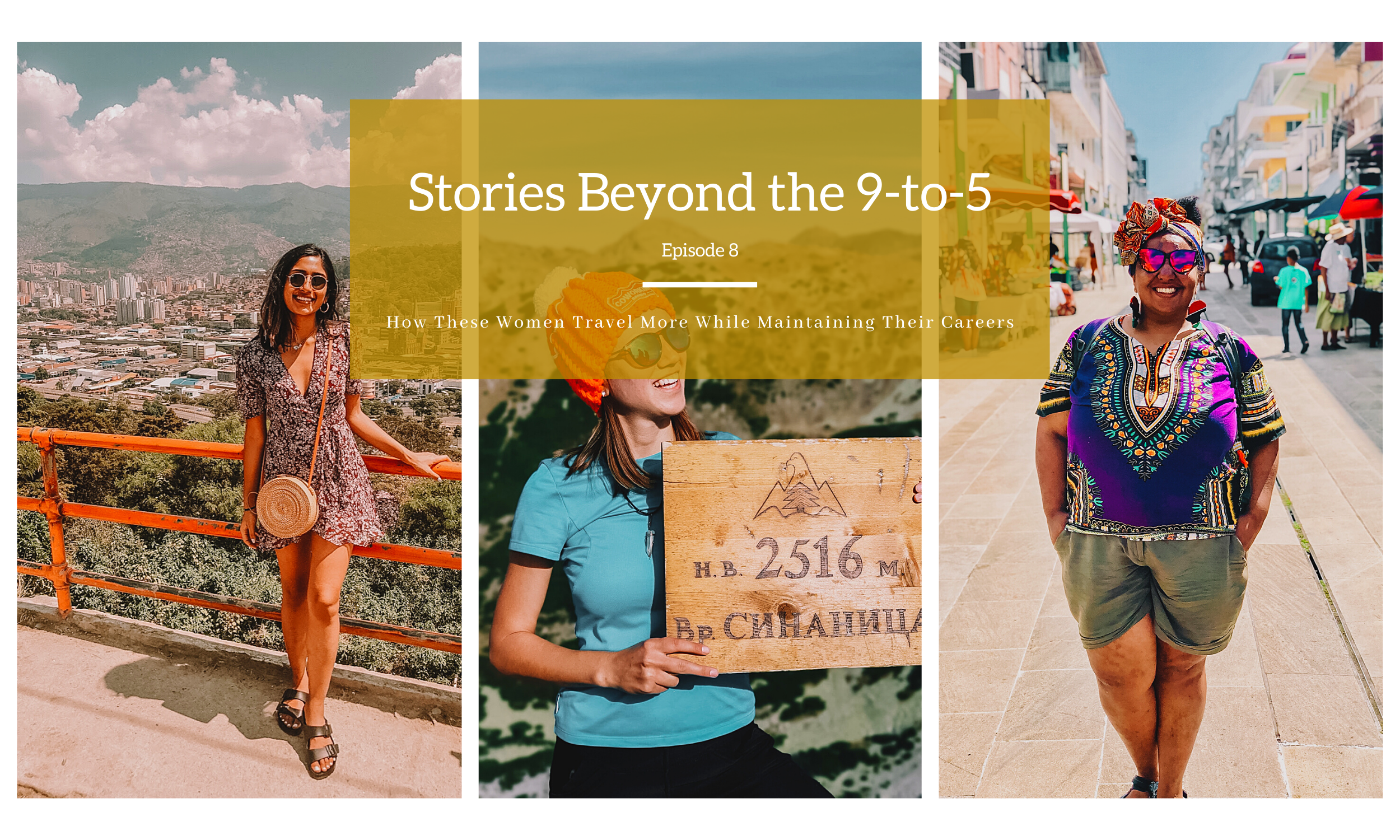 Rachel Off Duty: Stories Beyond the 9-to-5 – Episode 8