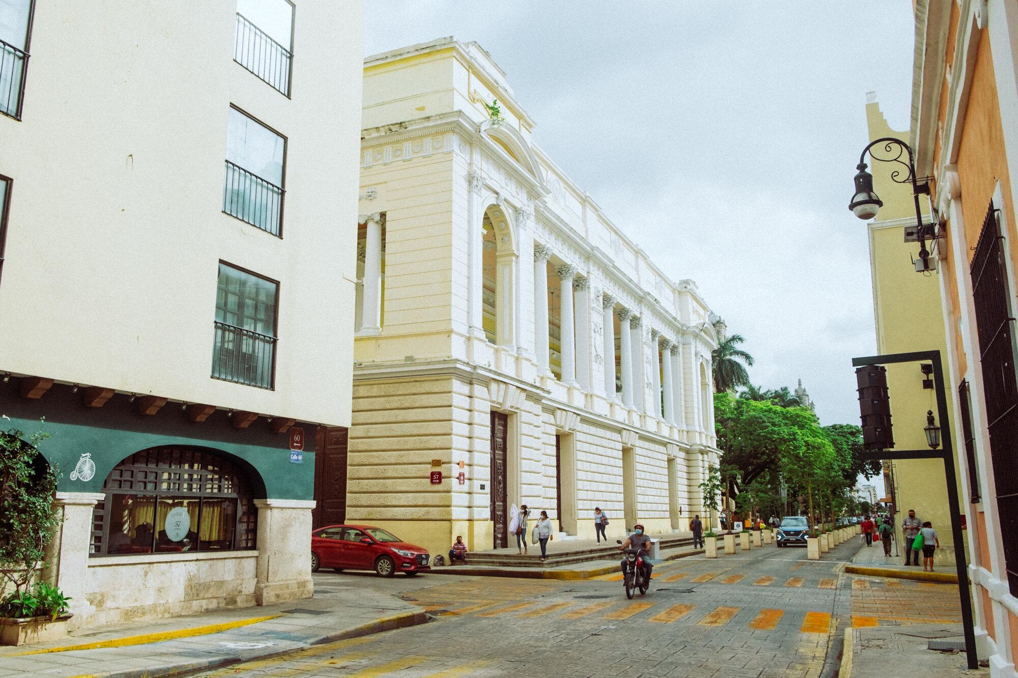 Rachel Off Duty: The Streets of Merida, Mexico