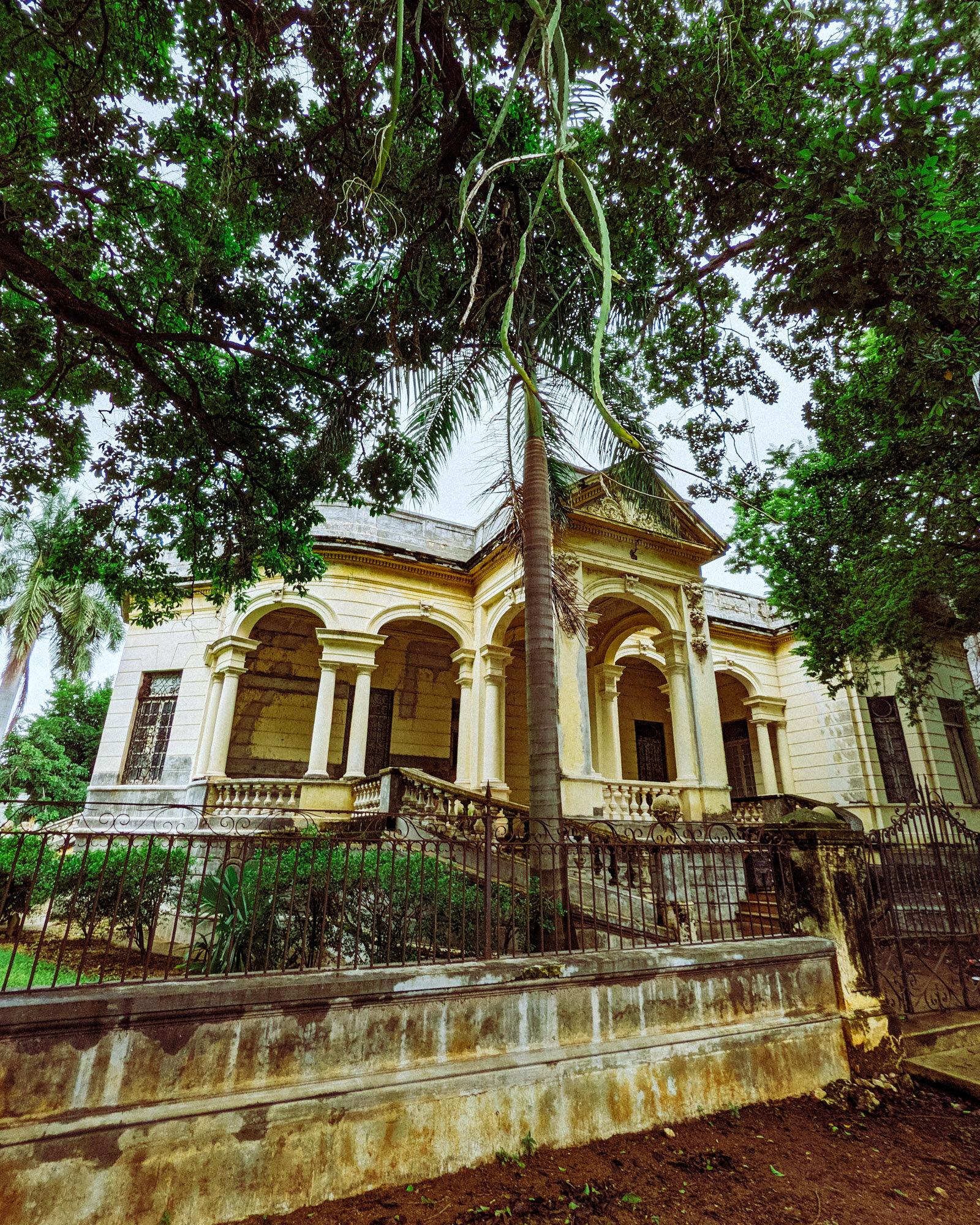 Rachel Off Duty: A Mansion in Merida, Mexico