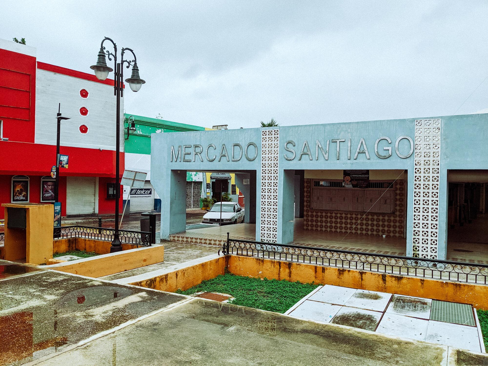 Rachel Off Duty: Mercado Santiago, Merida