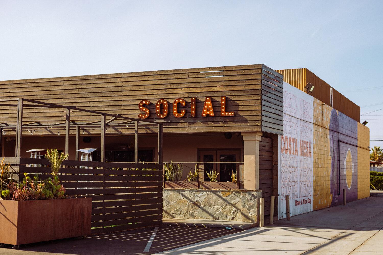 Rachel Off Duty: Social Costa Mesa