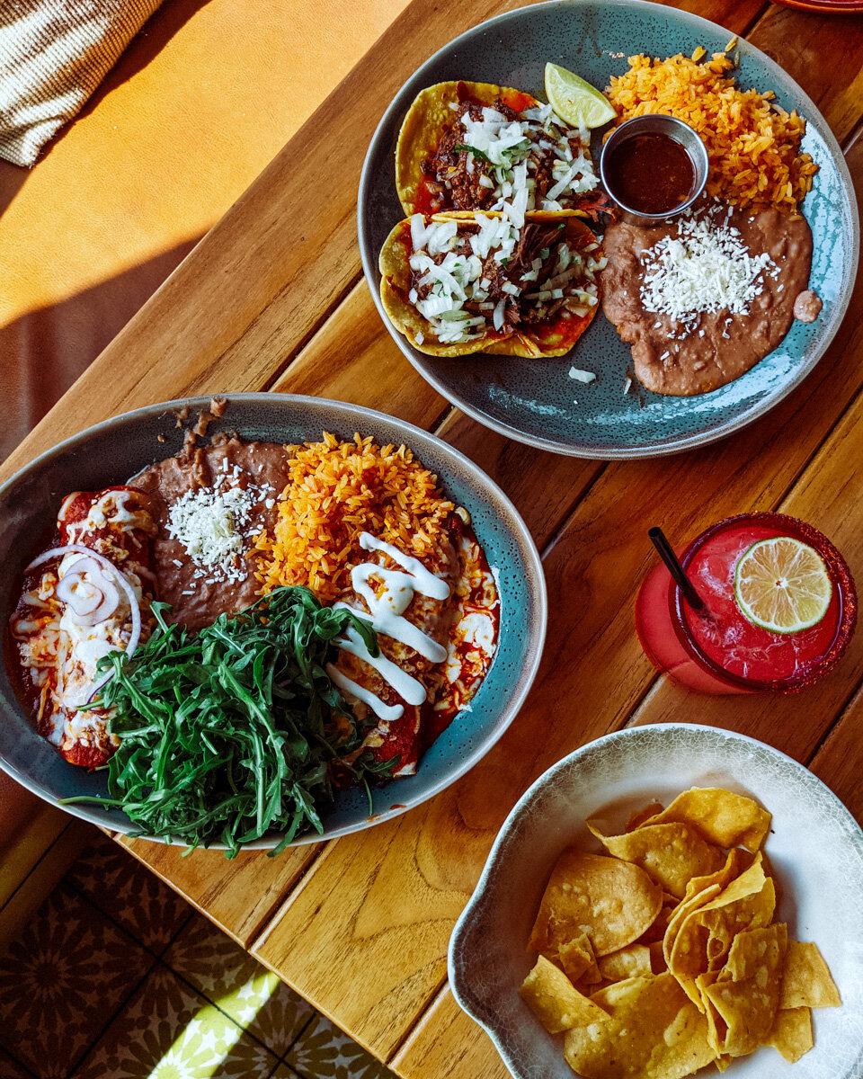 Rachel Off Duty: Mexican Food and a Watermelon Margarita