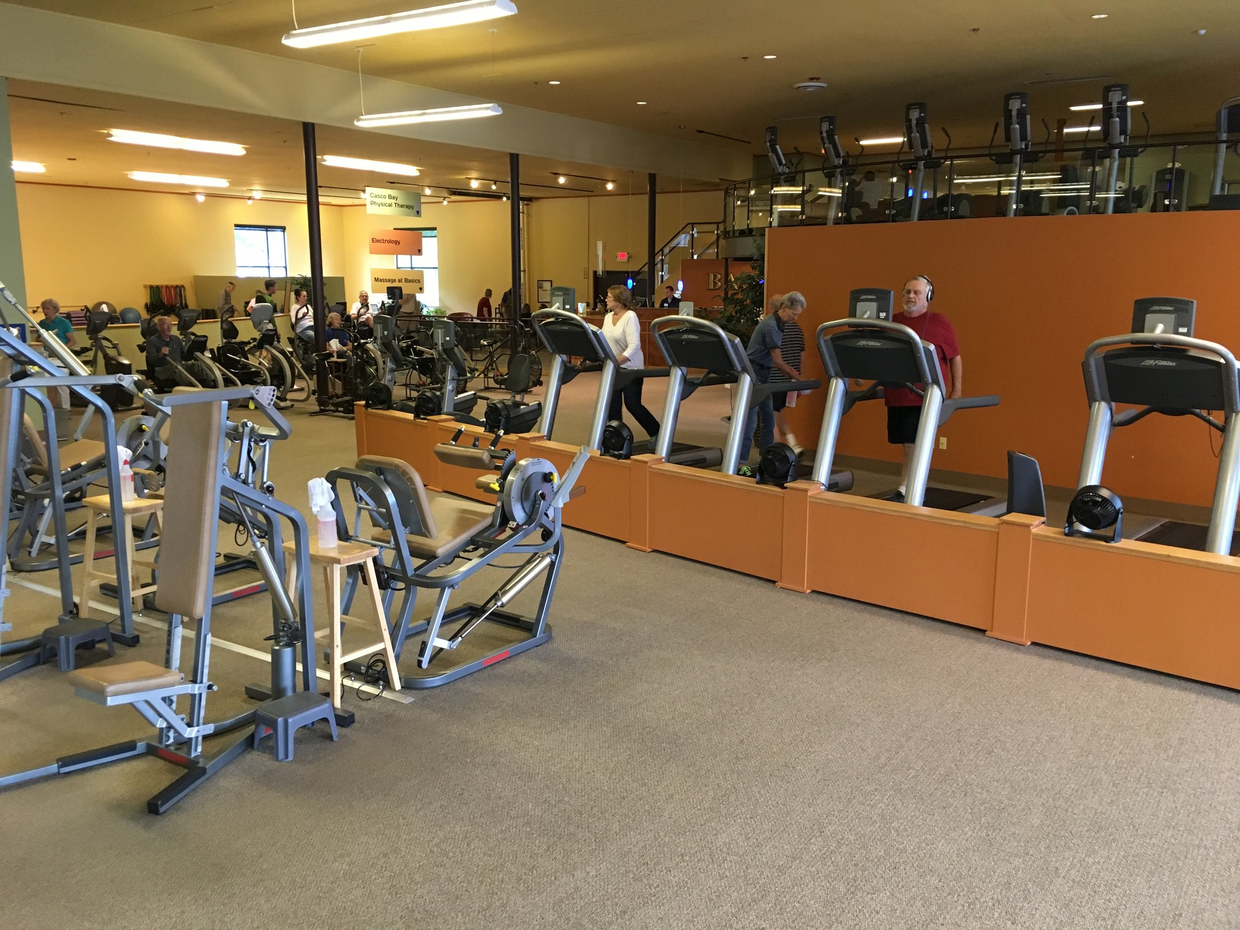 Basics Fitness Exercise Machines