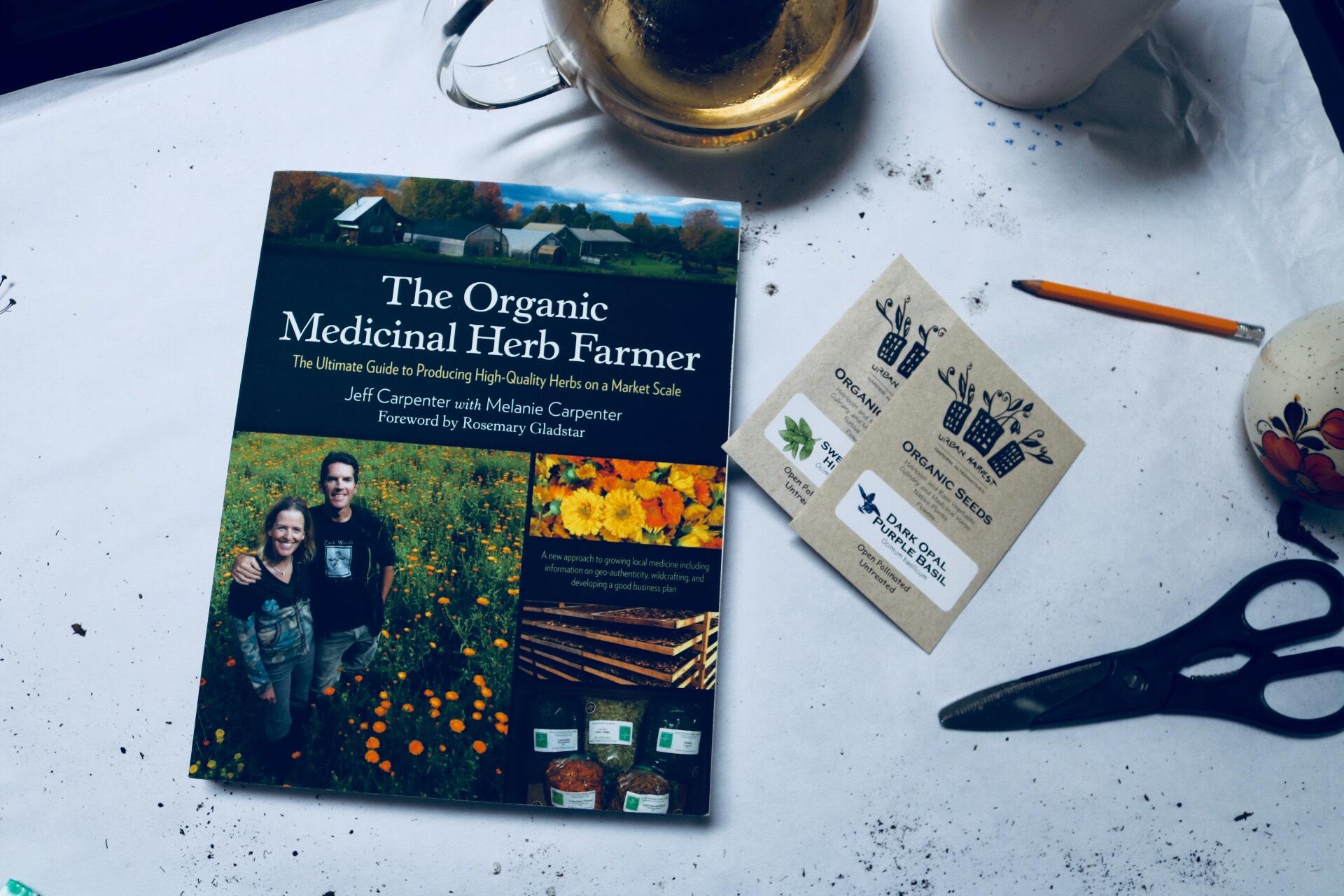 The Organic Medicinal Farmer