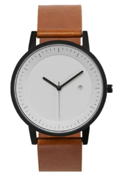 Dang, they make a simple timepiece.       SOURCE: Simple Watch Co.