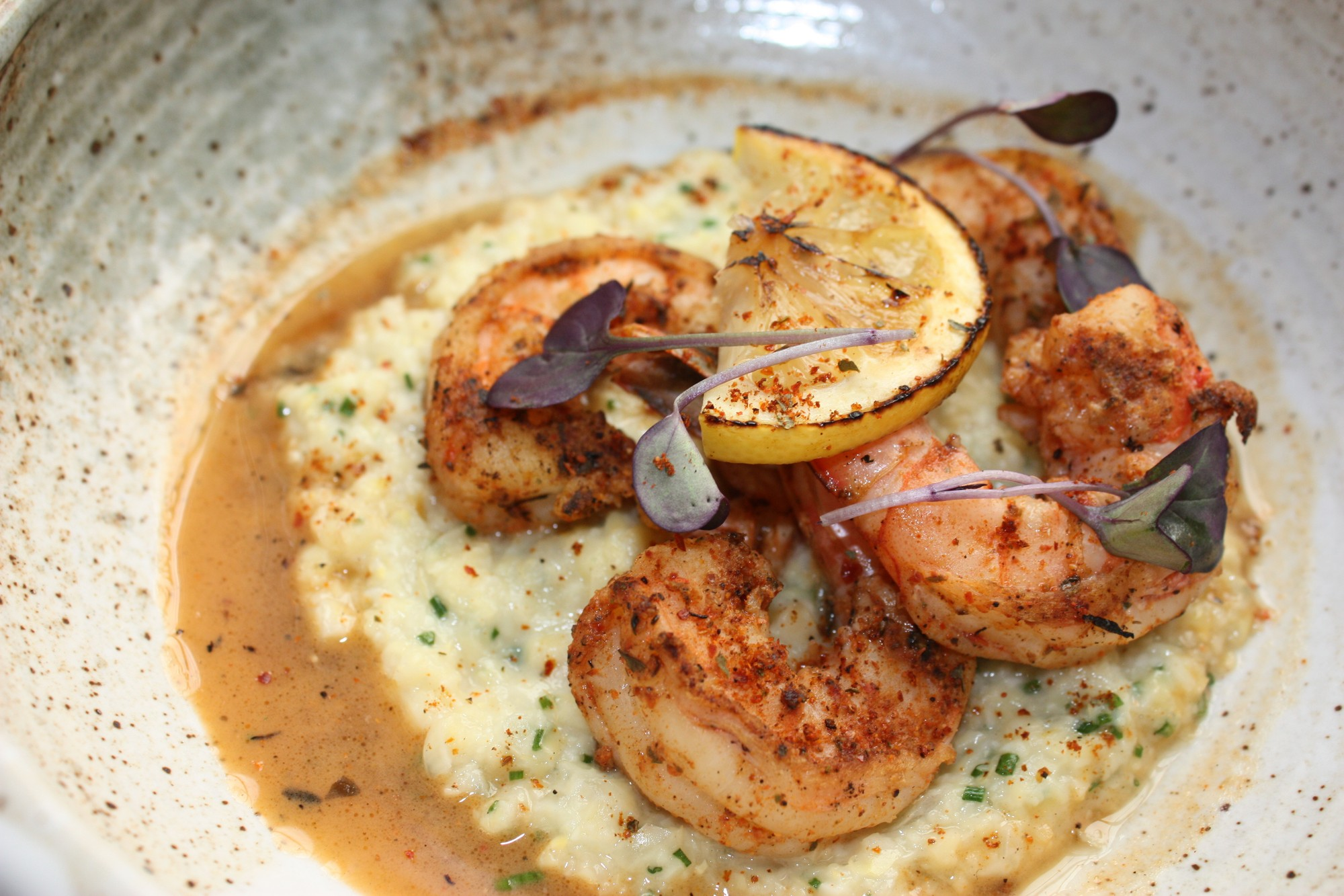 """Shrimp n Grits"""