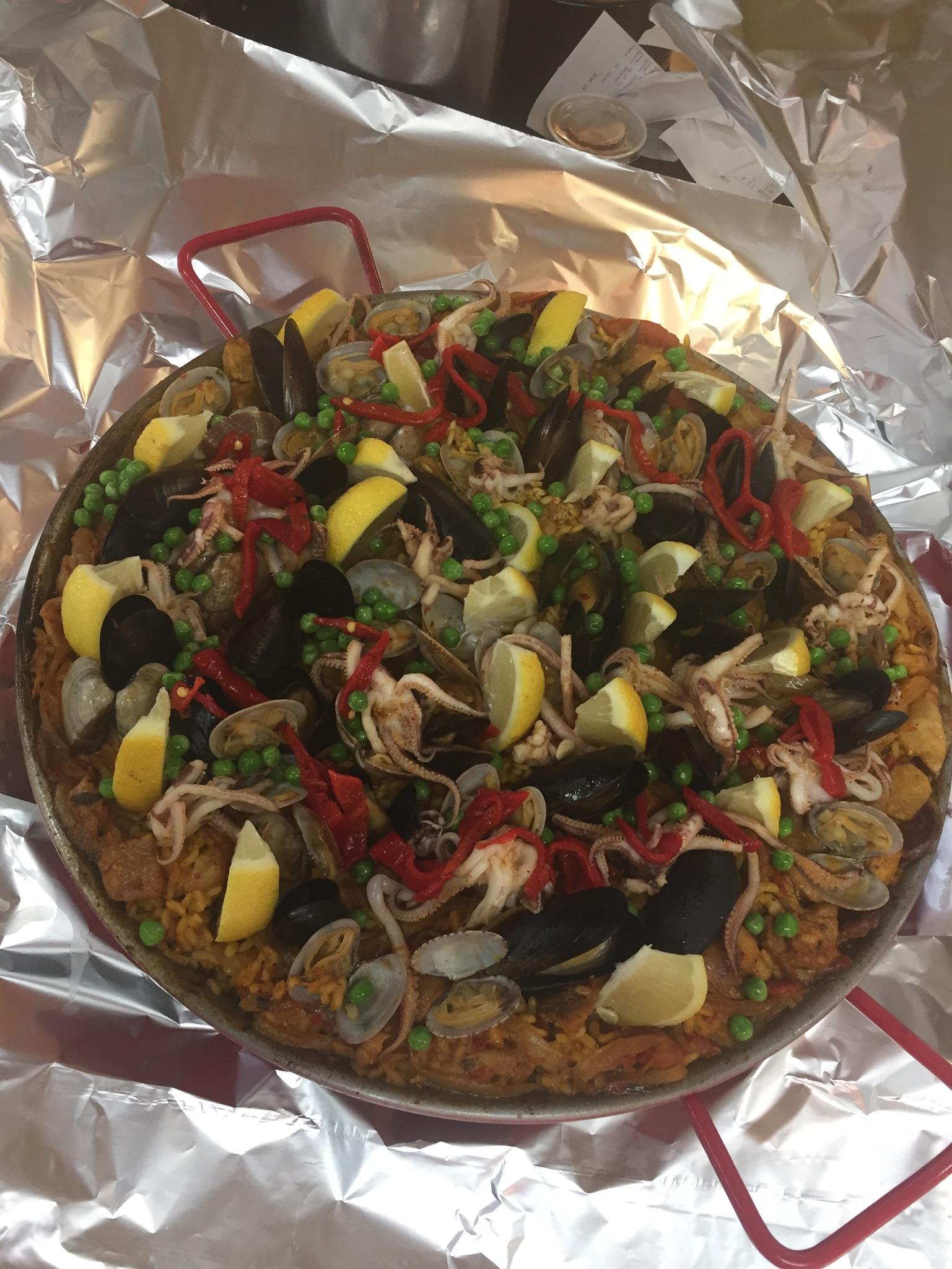 Paella Catering Redondo Beach 3