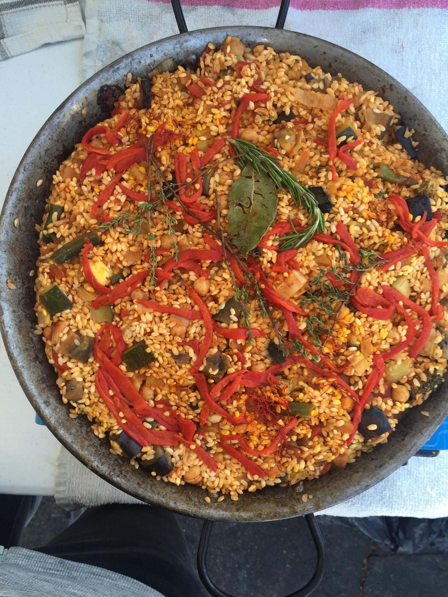 Paella Catering Redondo Beach 2