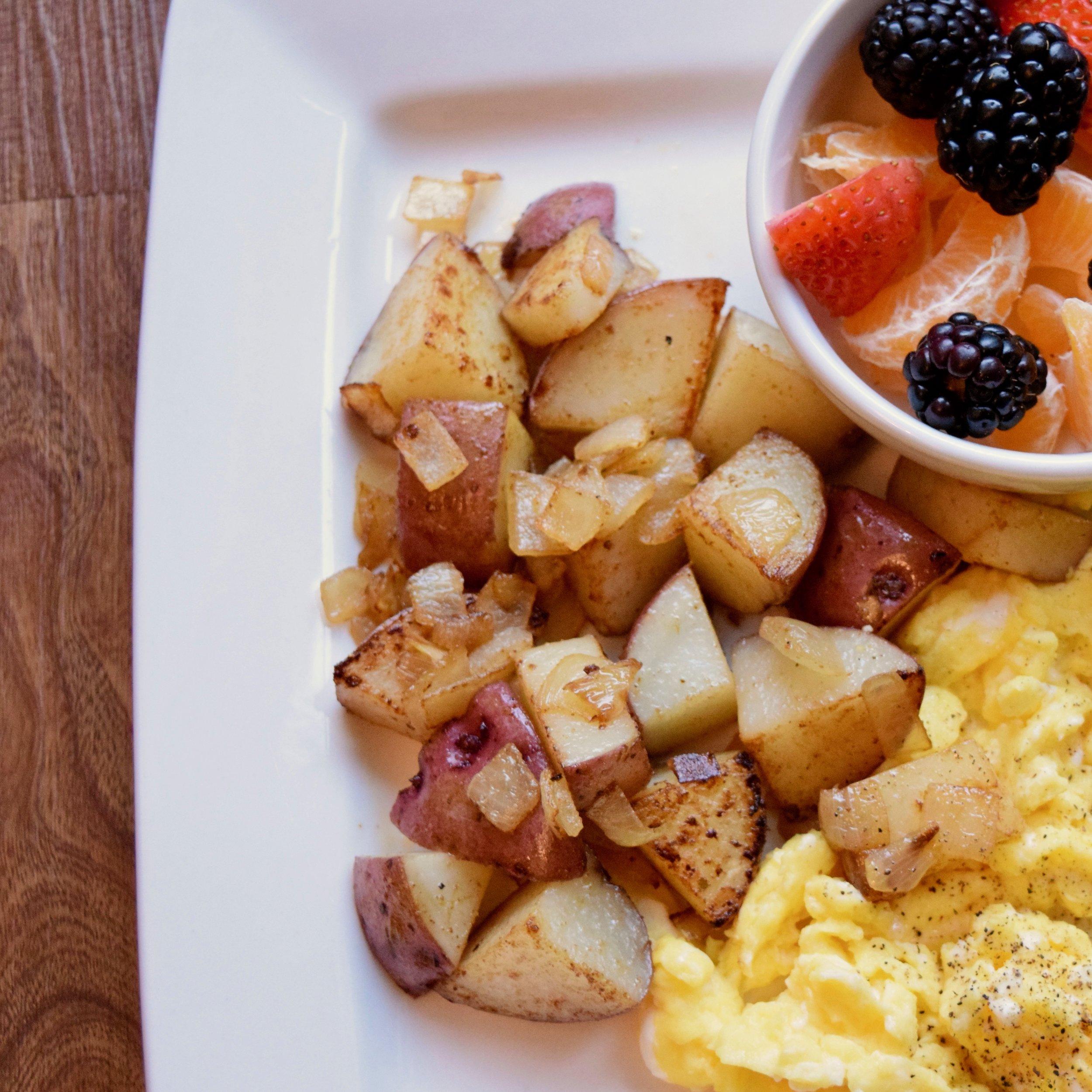 Nutrition Education Background - Breakfast