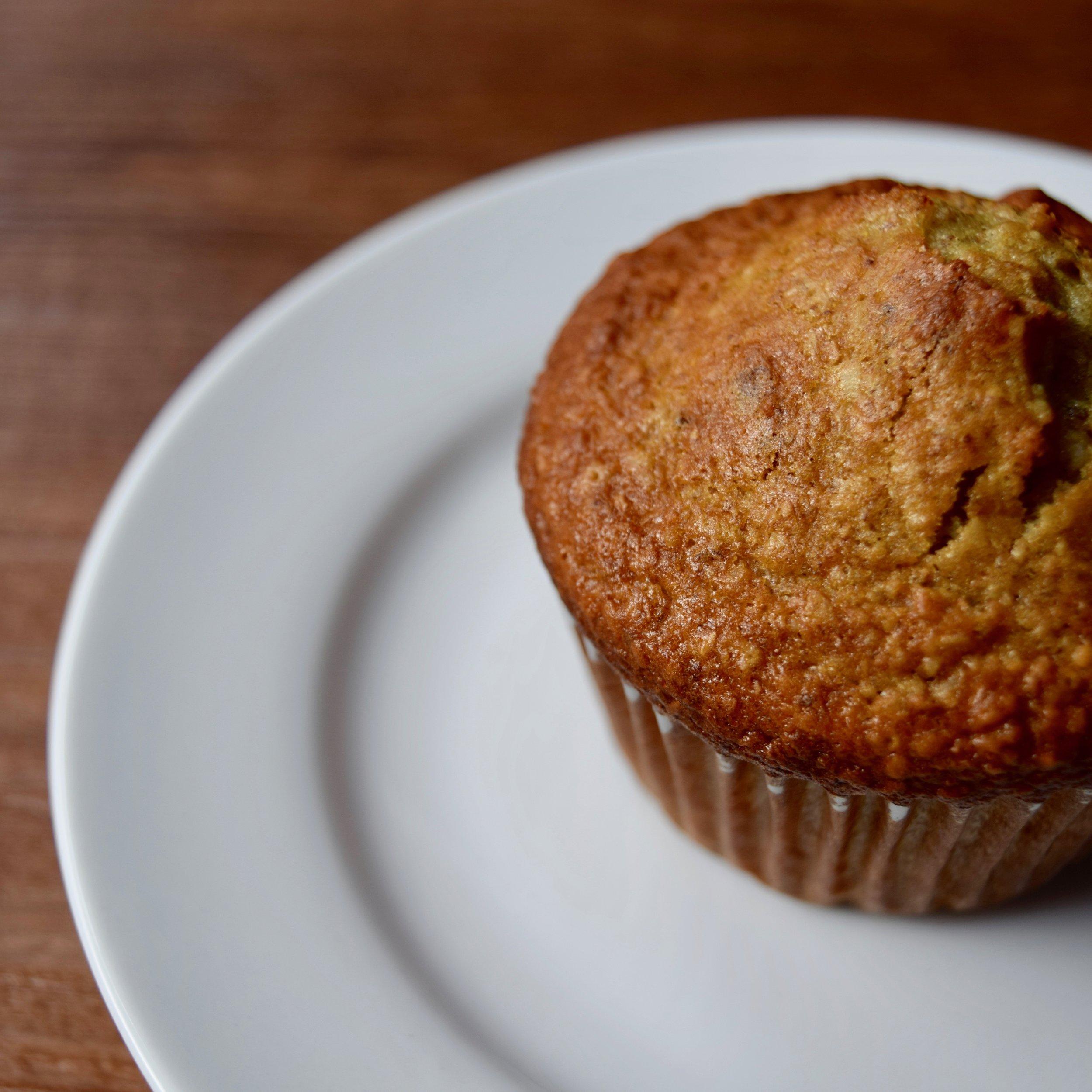 Nutrition - Bran Muffin