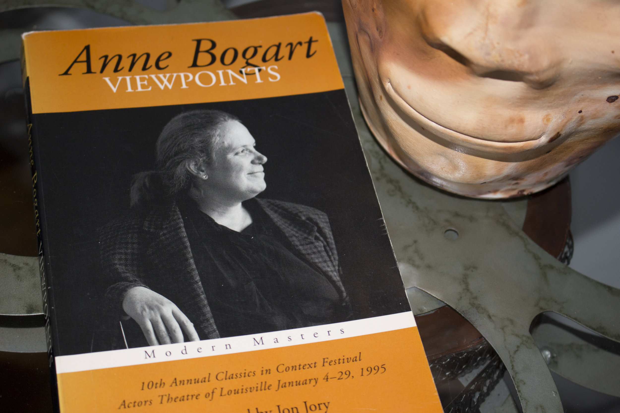 Viewpoints - By Anne Bogart