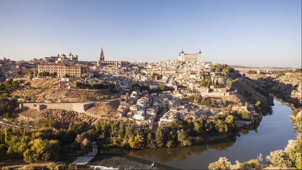 Toledo, Spain (summer 2012)