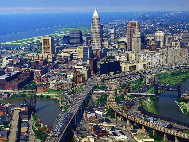 Cleveland, OH (1994-1996)