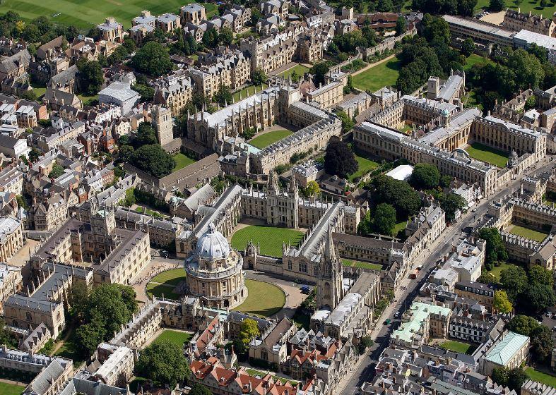Oxford, UK (2011, summer 2018)