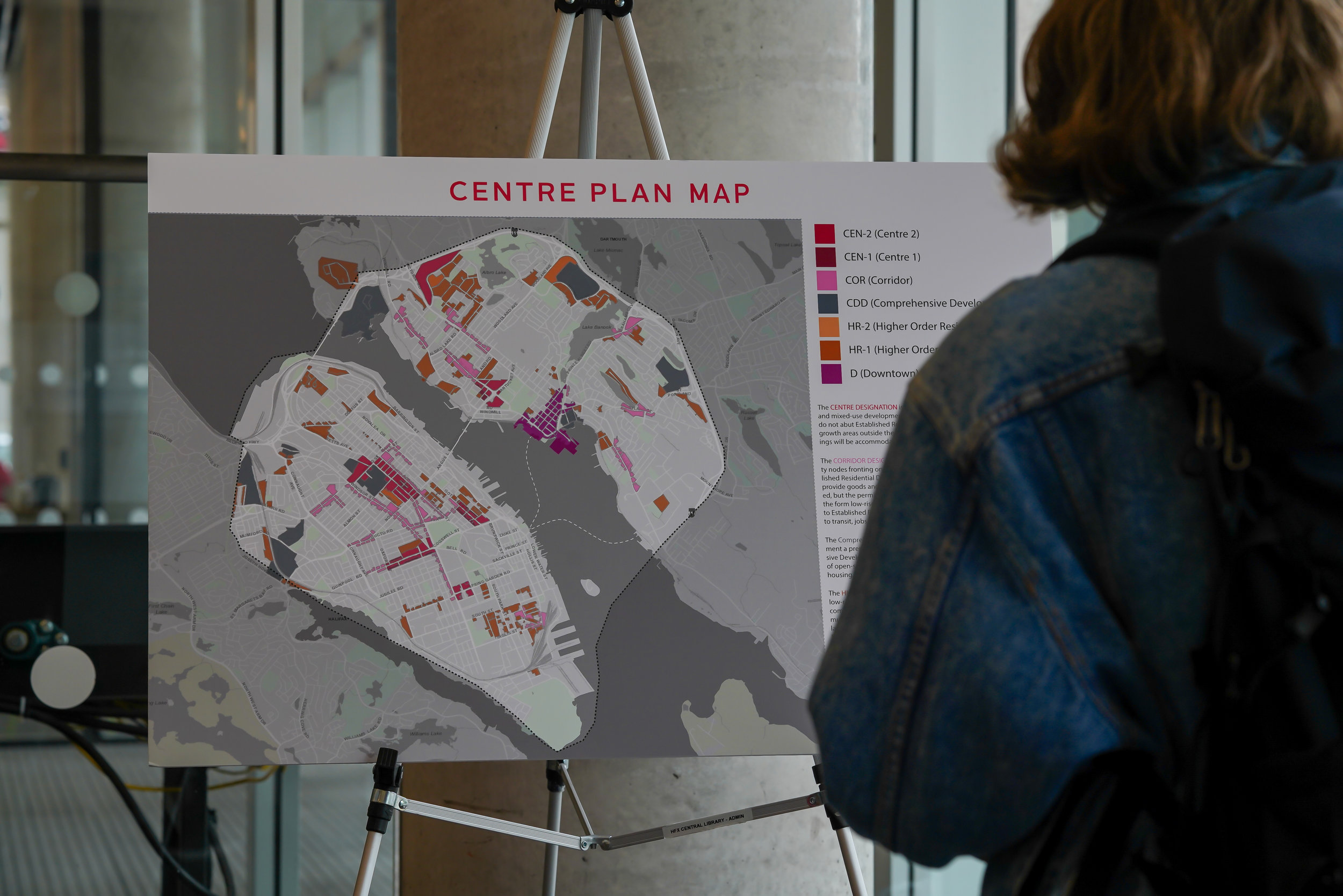 We launch our own projects and initiatives. - We are currently informing citizens in Halifax about what the Centre Plan entails and what it could mean for future affordable housing in Halifax. We are creating opportunities for citizens to have their voices heard through a participatory engagement process. Participate in the survey today!