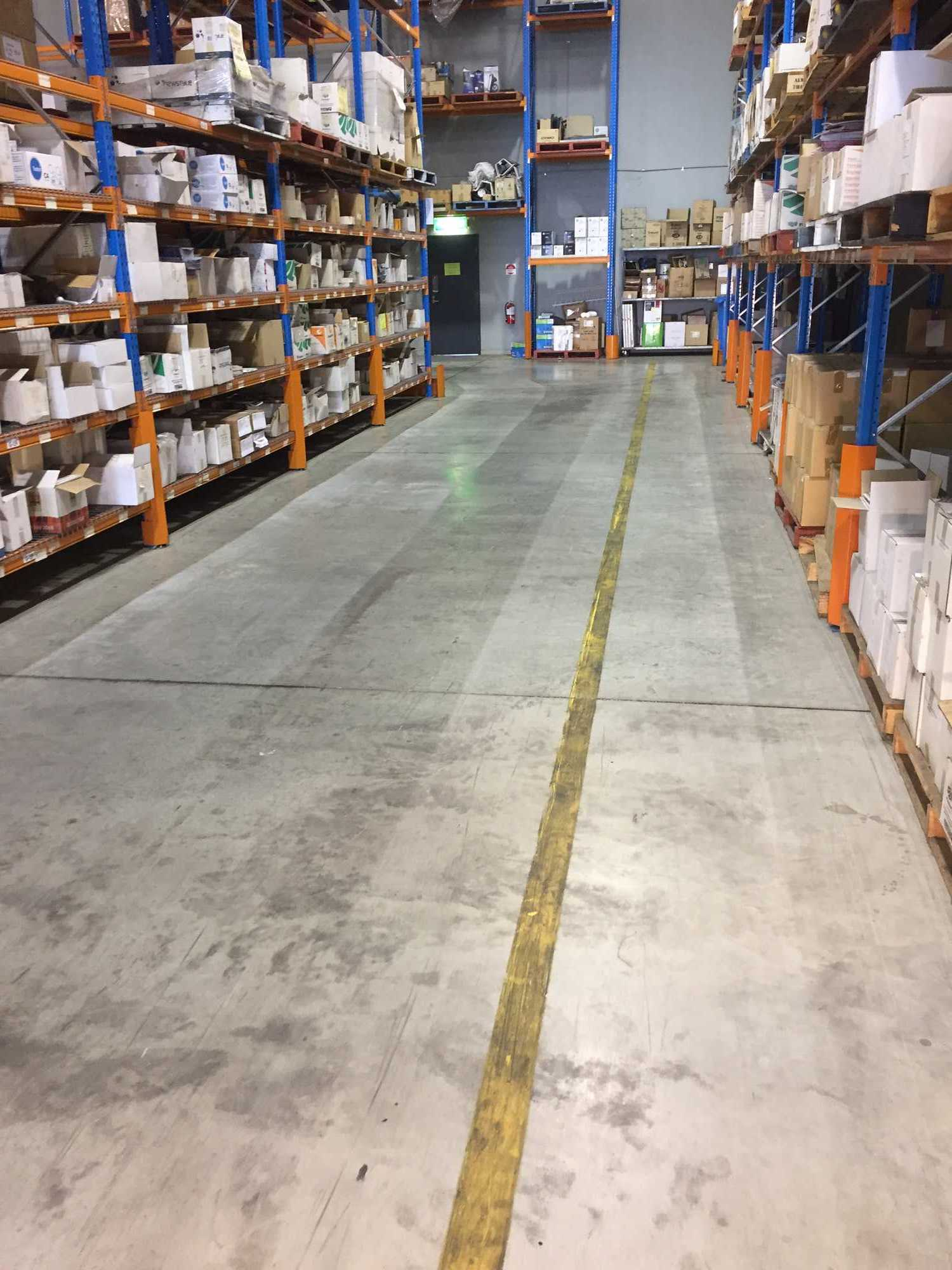 Sweep Scrub… Adelaide's best factory floor cleaners!