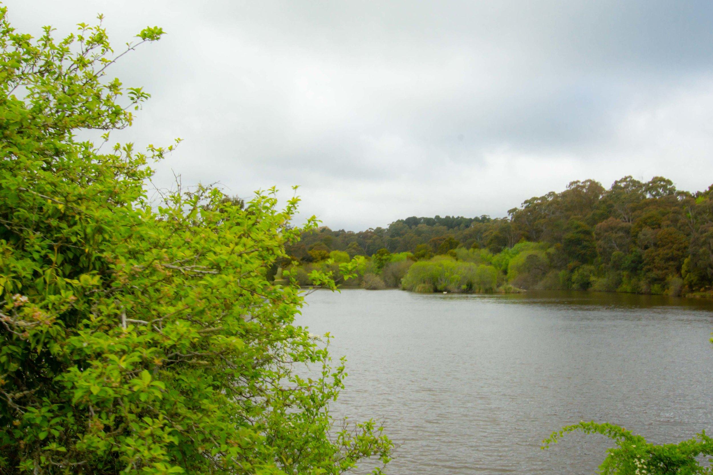 Daylesford Lake & Jubilee Lake