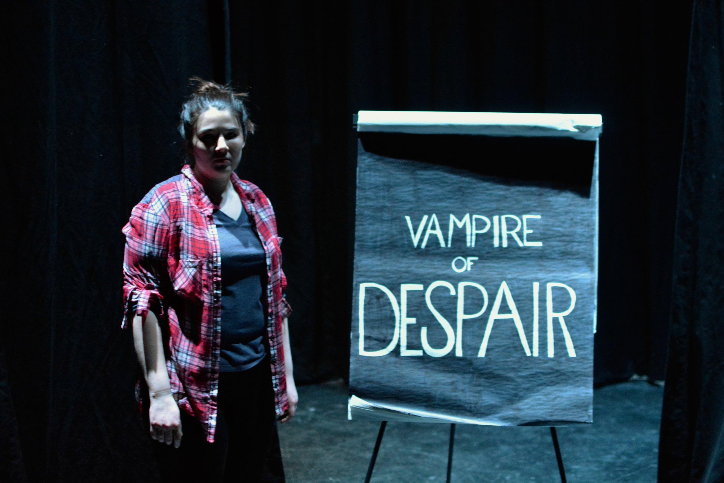 """""""Die, Vampire, Die!"""" - [title of show]"""