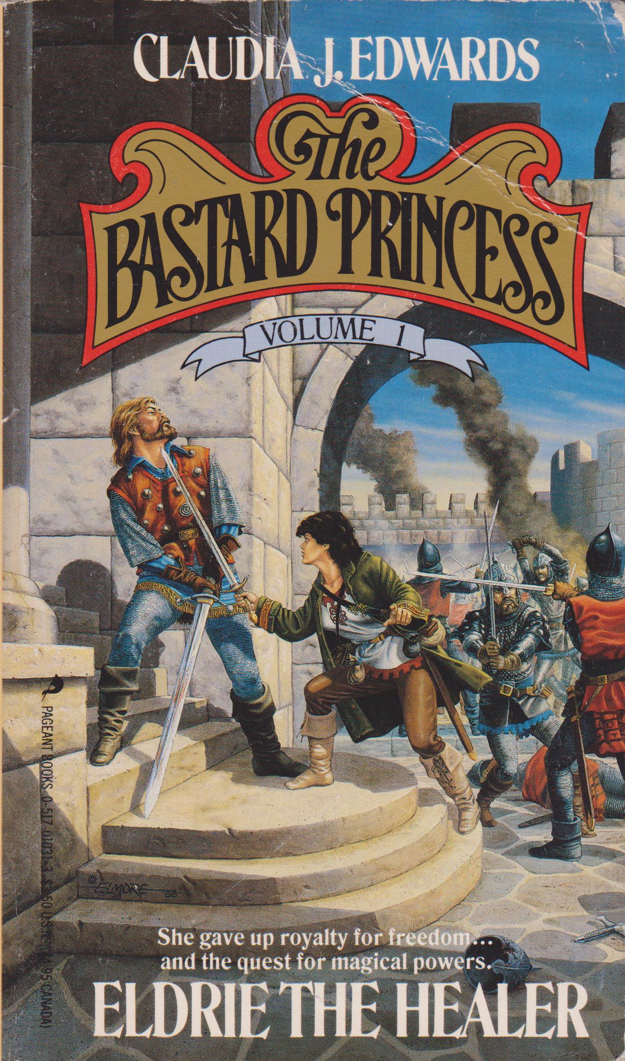 The Bastard Princess by Claudia J Edwards-front.png