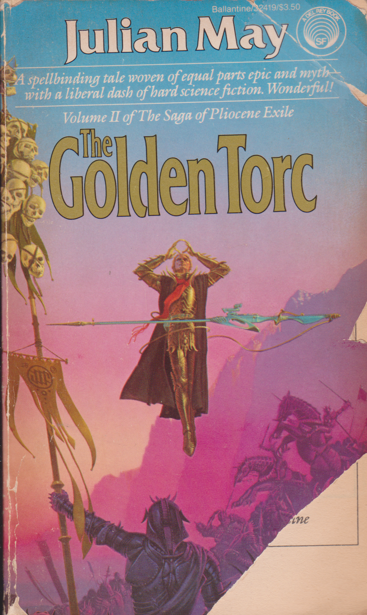 The Golden Torc by Julian May-front.png