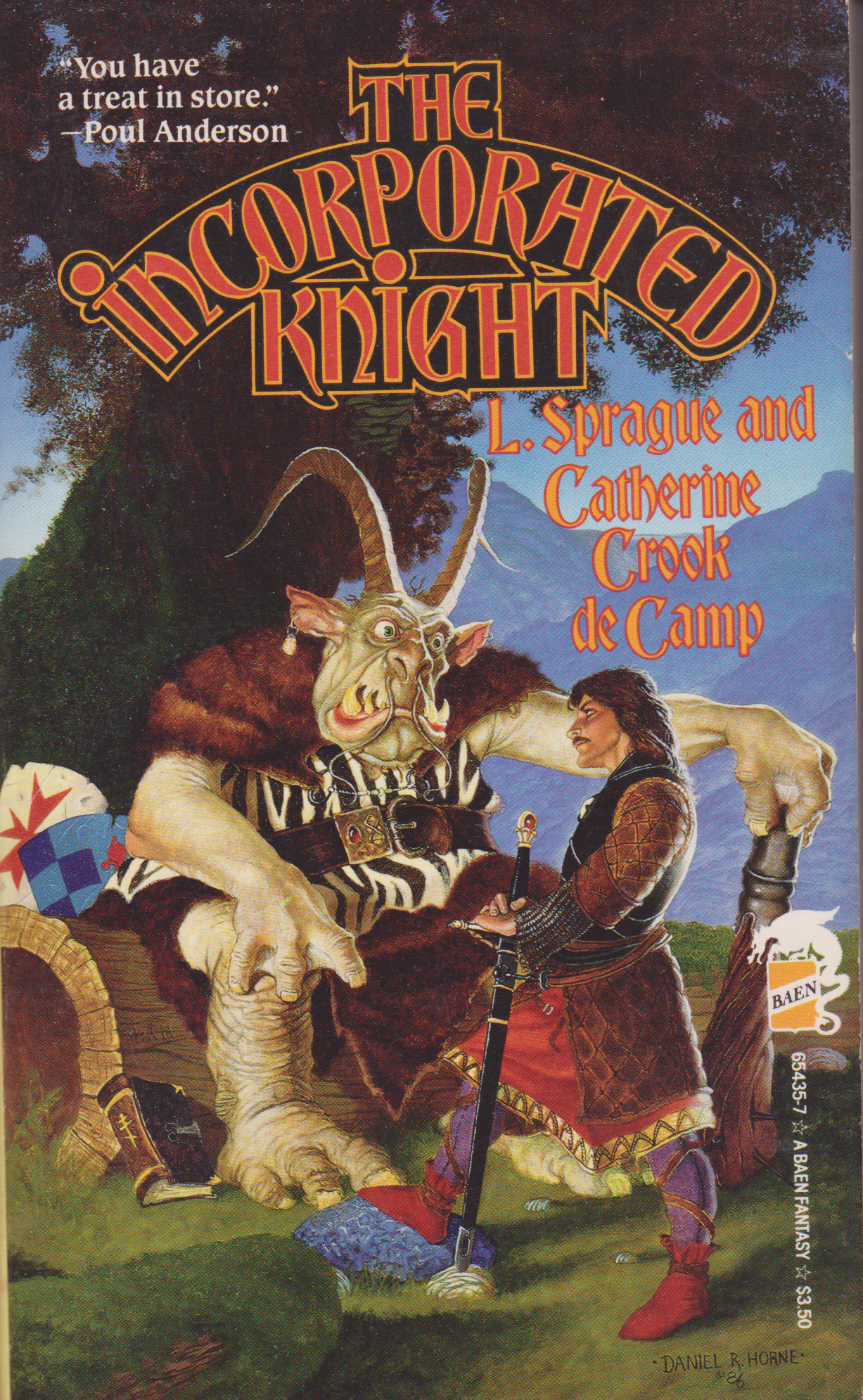 The Incorporated Knight by L Sprague and Catherine Cook de Camp-front.png