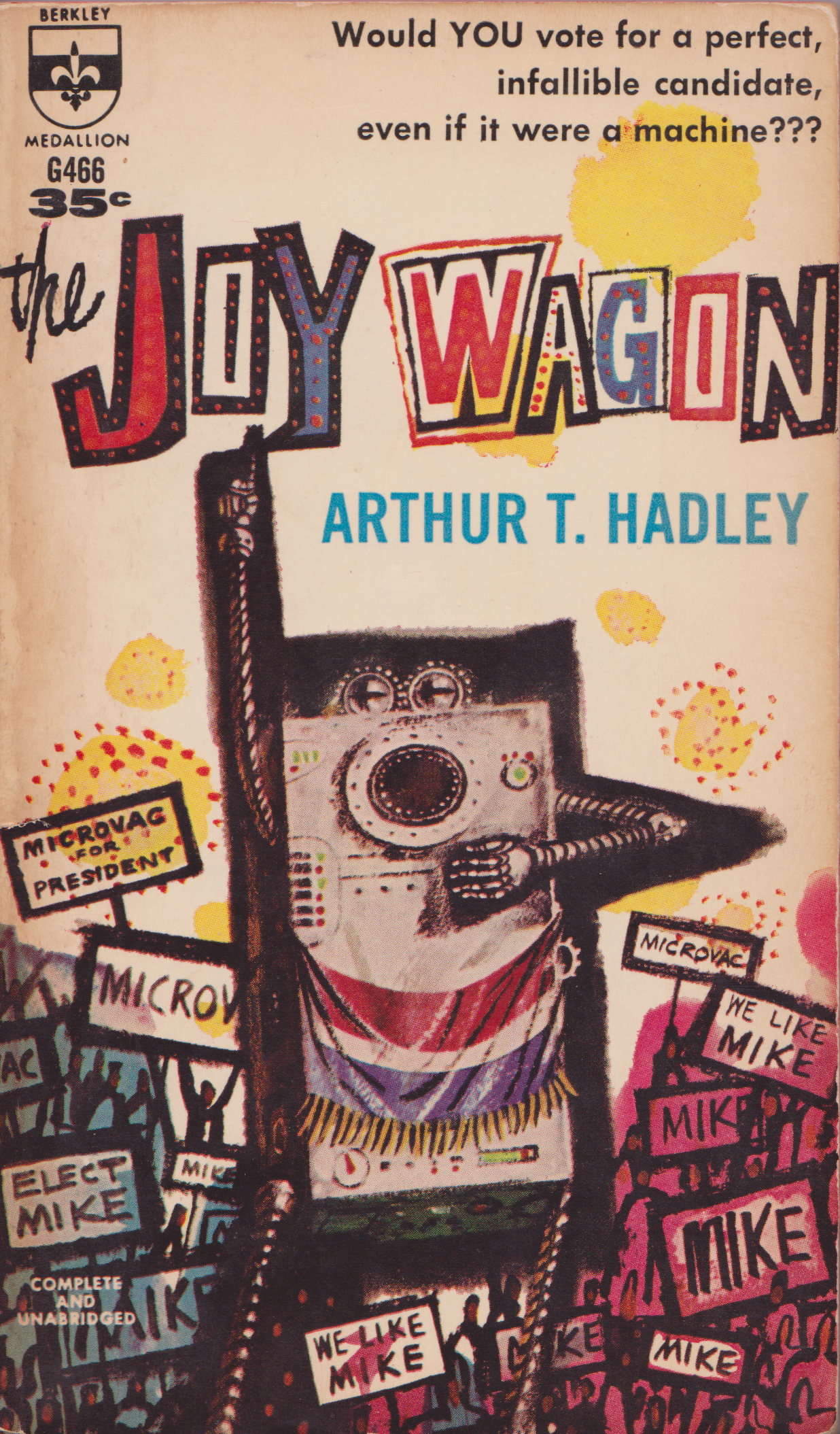 The Joy Wagon by Arthur T Hadley--front.png