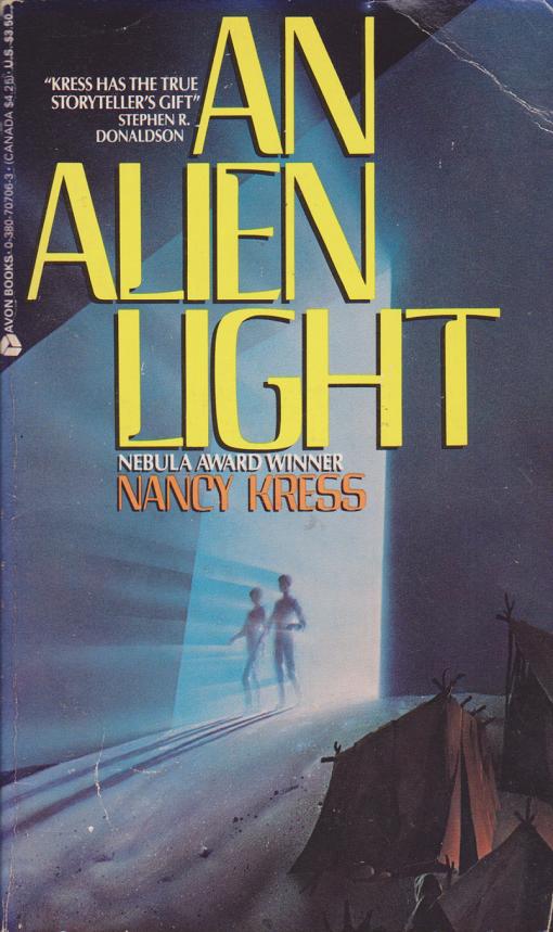An Alien Light by Nancy Kress--front.png