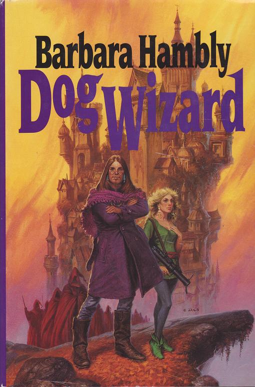 Dog Wizard by Barbara Hambly.png