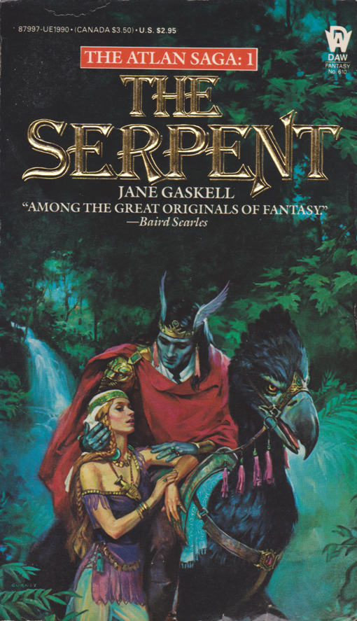 The Serpent by Jane Gaskel--1985--front.png