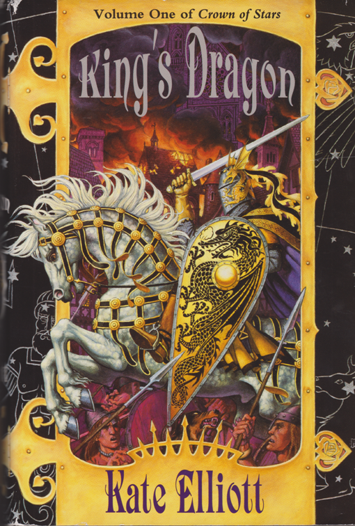King's Dragon by Kate Elliot -- font.png