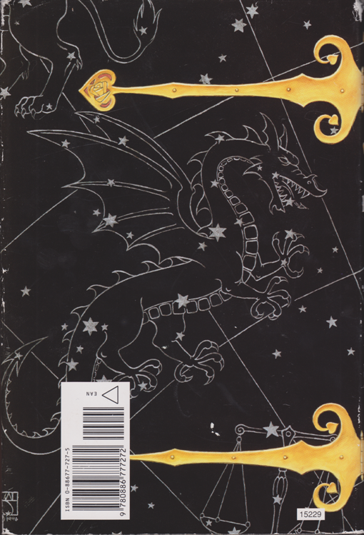 King's Dragon by Kate Elliot -- back.png