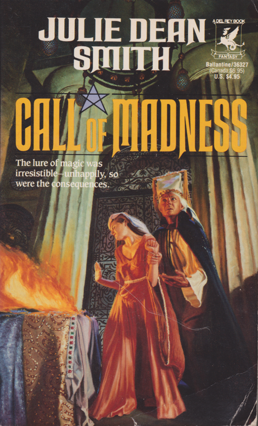 Call of Madness by Julie Dean Smith -- front.png