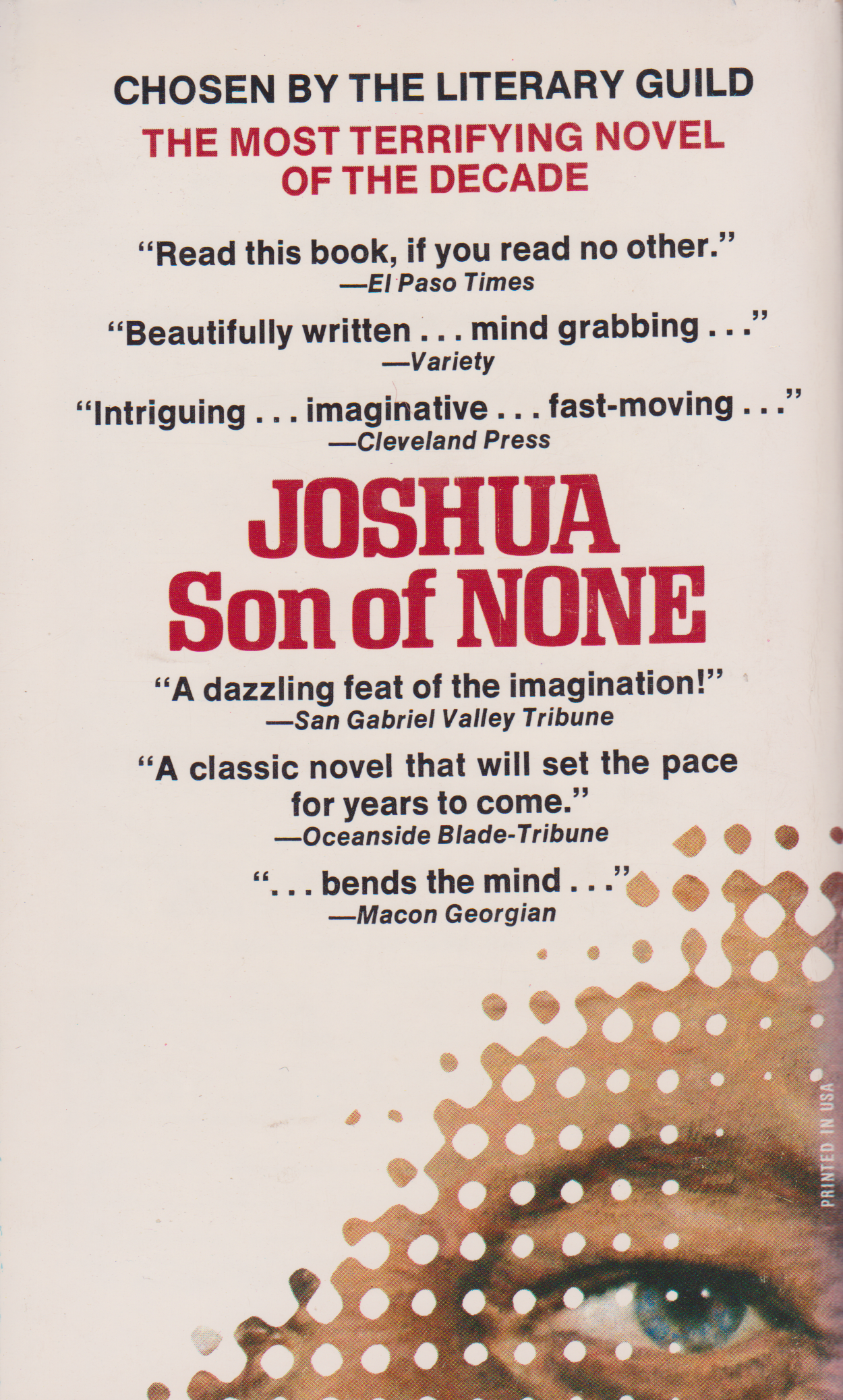 Joshua Son of None by Nancy Freedman-back.png