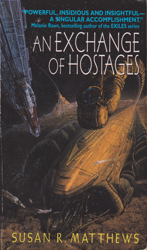 An Exchange of Hostages by Susan R Matthews--front.png